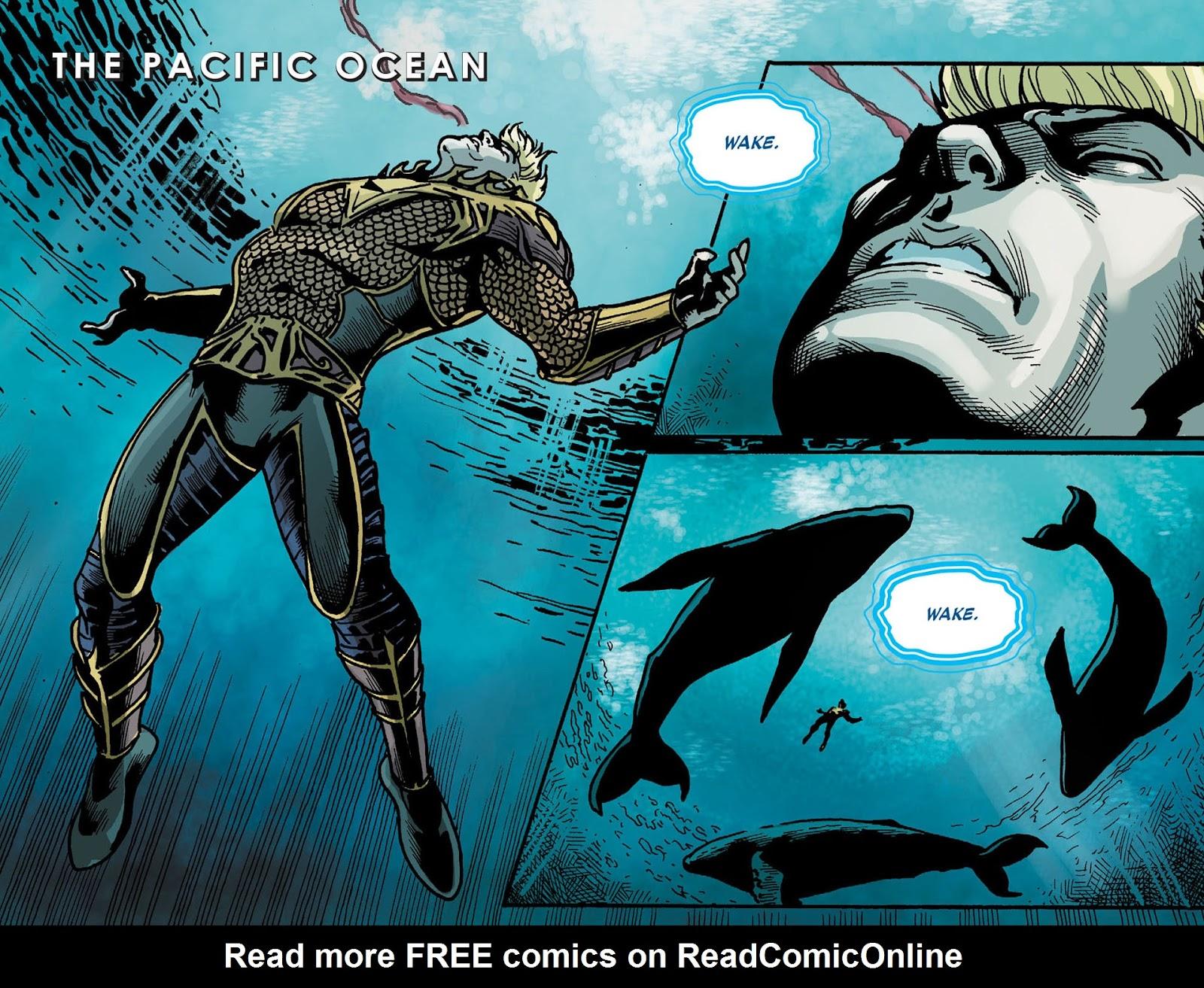 Injustice: Gods Among Us [I] Issue #11 #12 - English 3