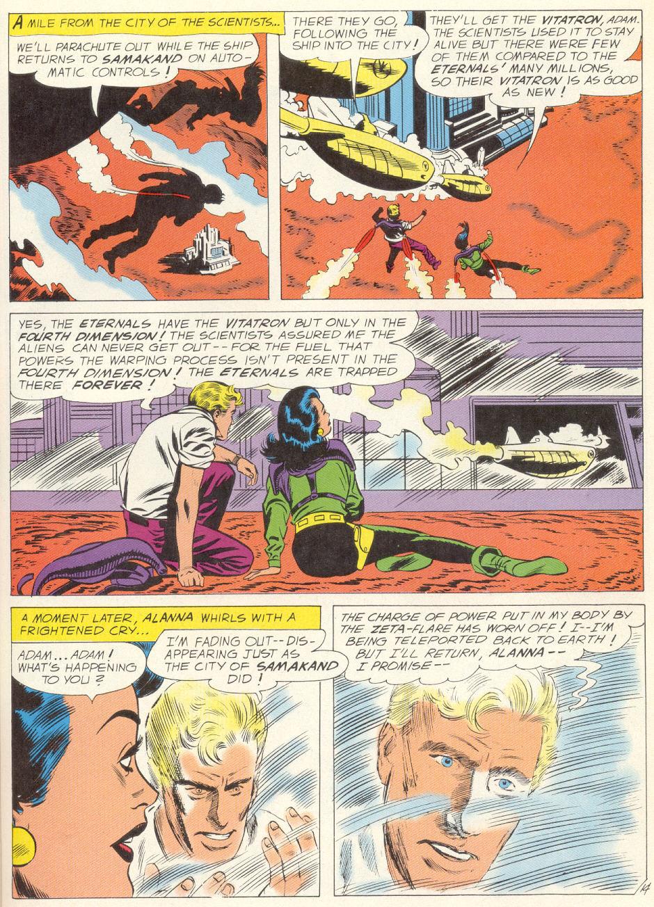 Read online Secret Origins (1961) comic -  Issue # Full - 28