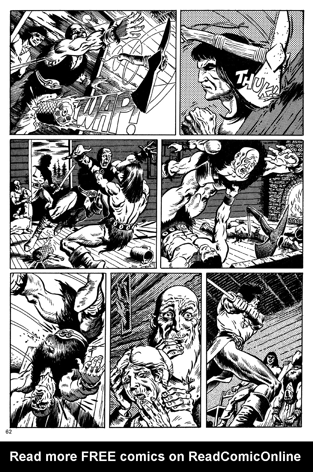 The Savage Sword Of Conan Issue #110 #111 - English 60