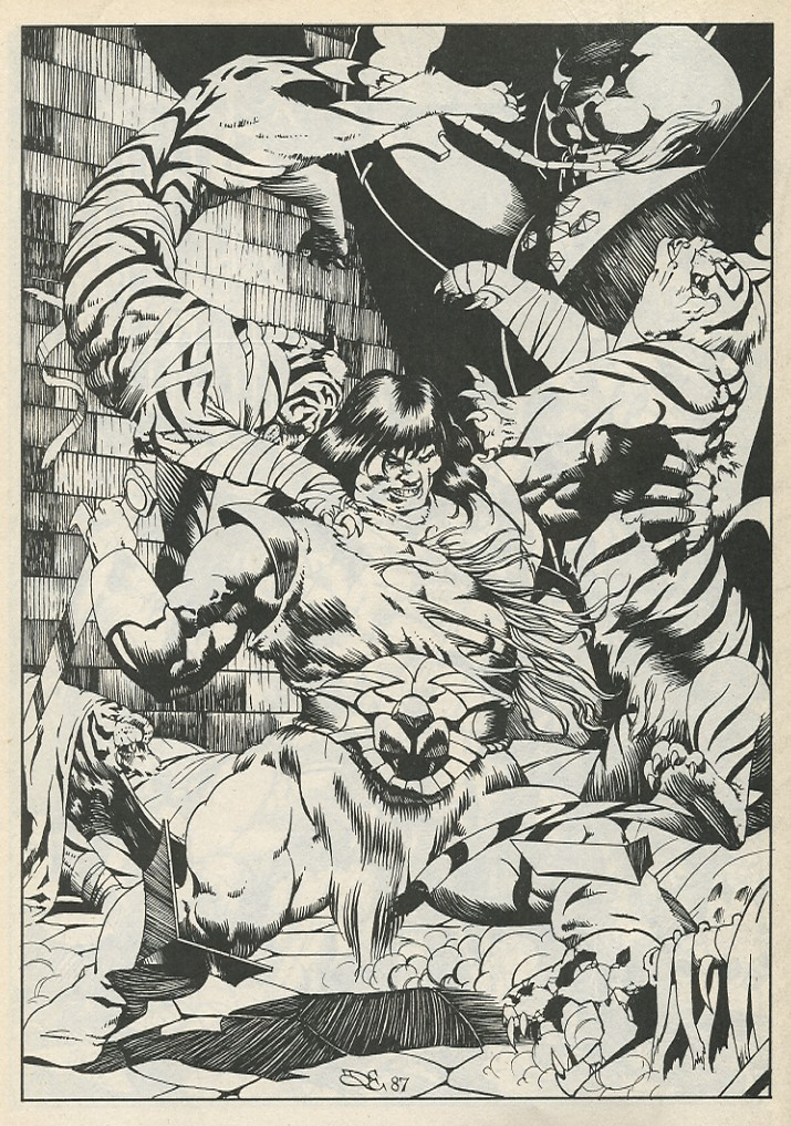 The Savage Sword Of Conan Issue #141 #142 - English 66