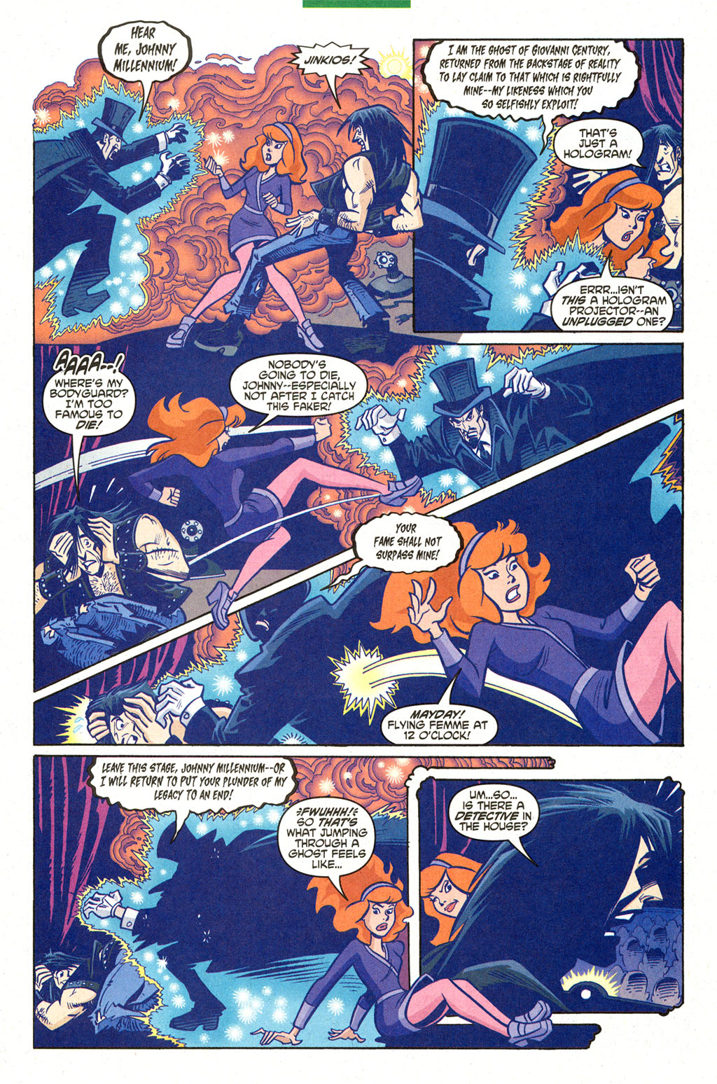 Read online Scooby-Doo (1997) comic -  Issue #100 - 8