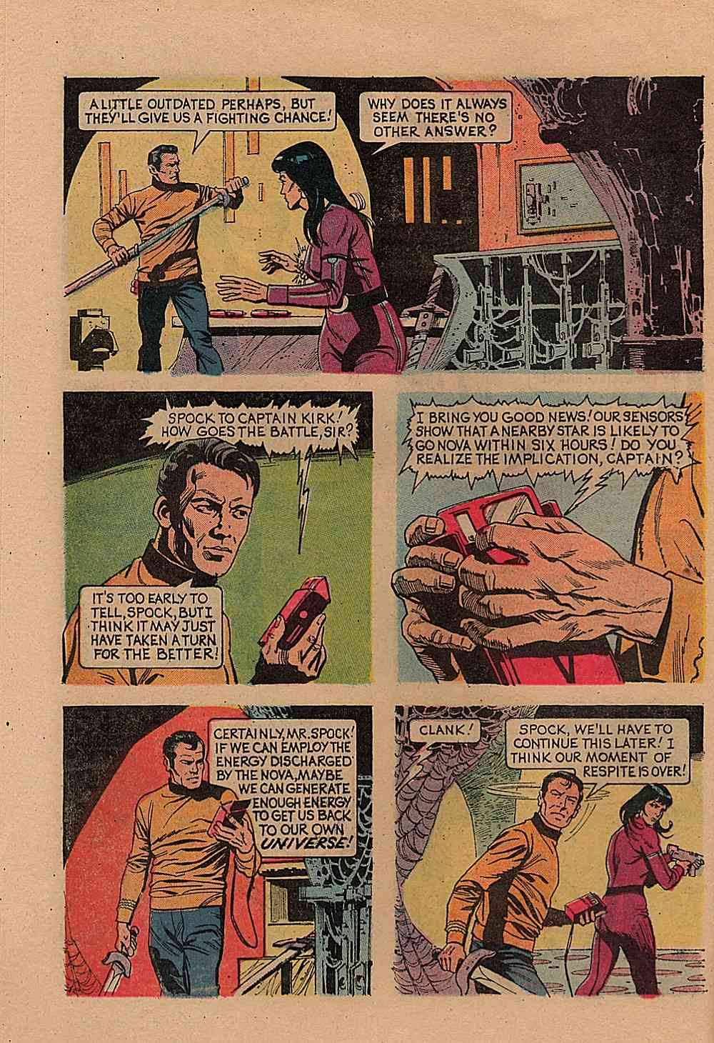 Star Trek (1967) Issue #22 #22 - English 20