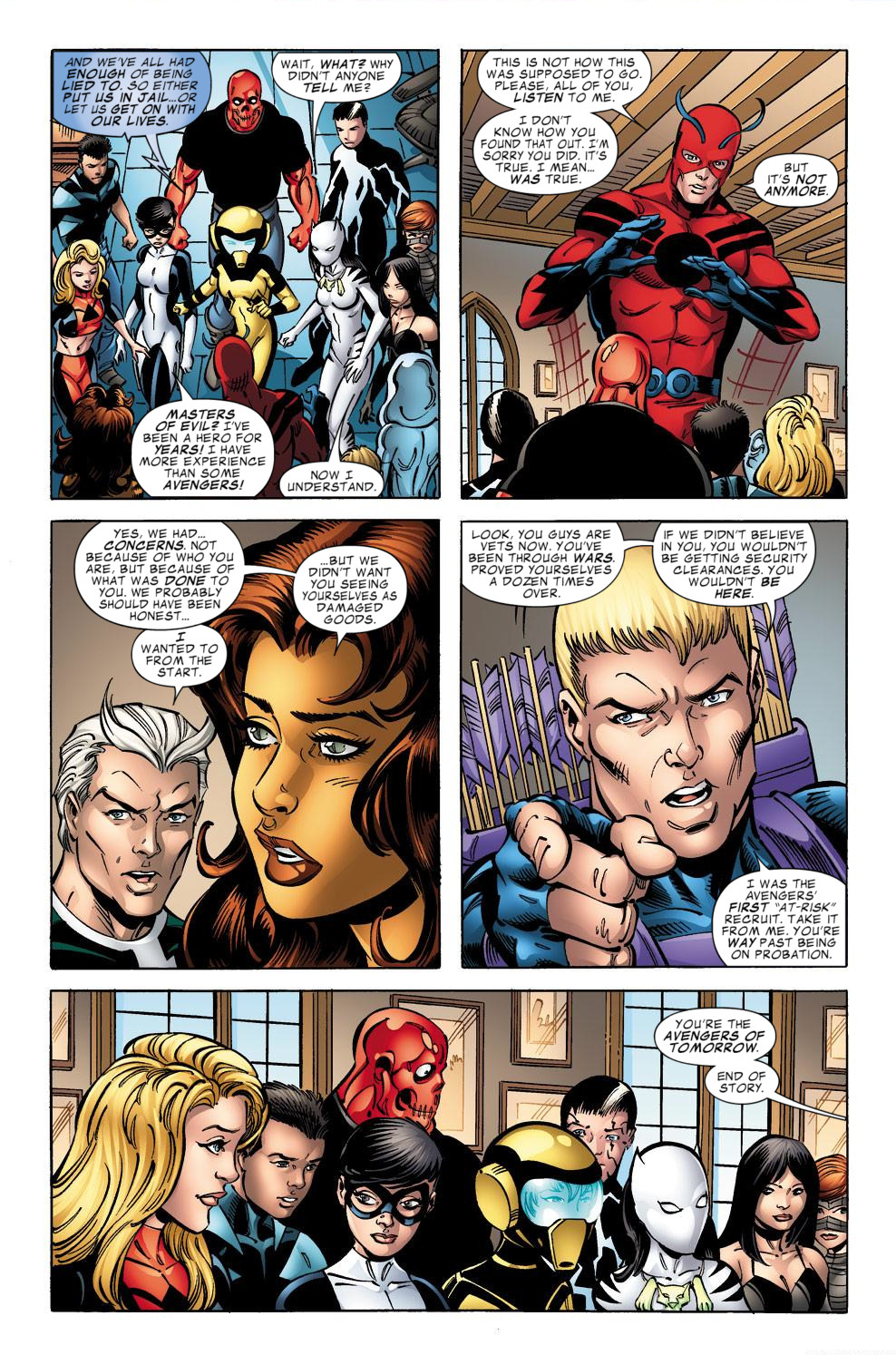 Avengers Academy Issue #39 #40 - English 17
