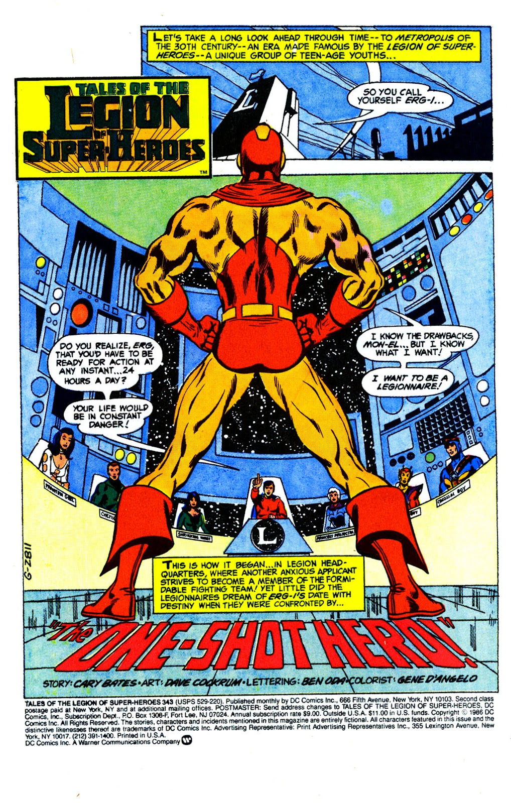 Tales of the Legion Issue #343 #30 - English 2