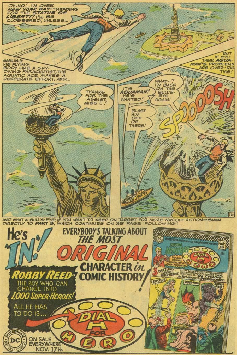 Aquaman (1962) Issue #31 #31 - English 21