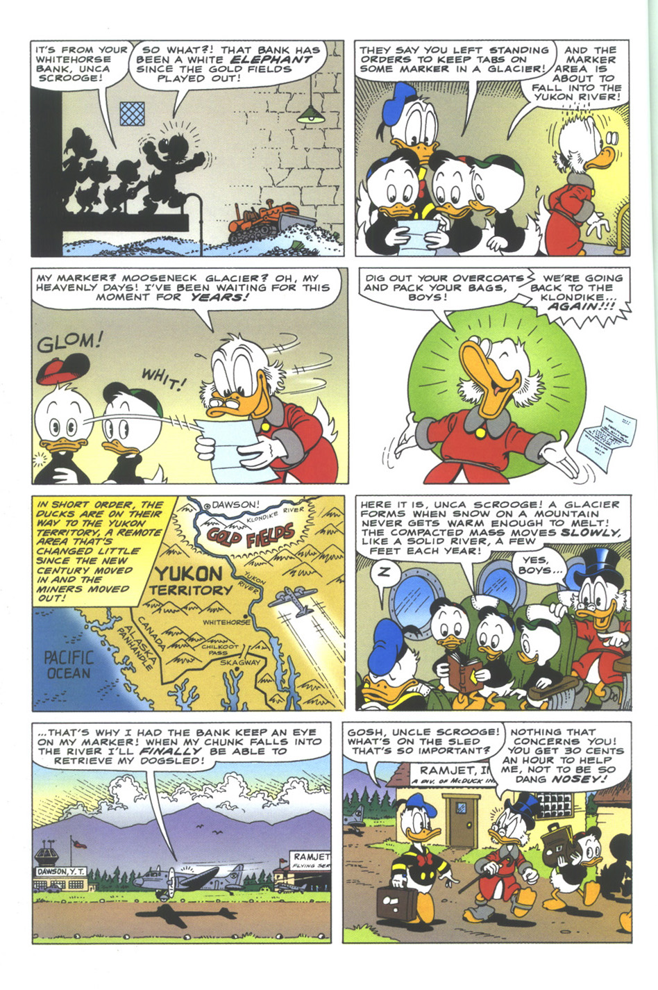 Uncle Scrooge (1953) Issue #350 #350 - English 12