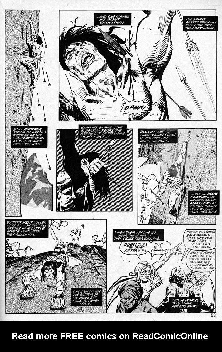 The Savage Sword Of Conan Issue #38 #39 - English 53