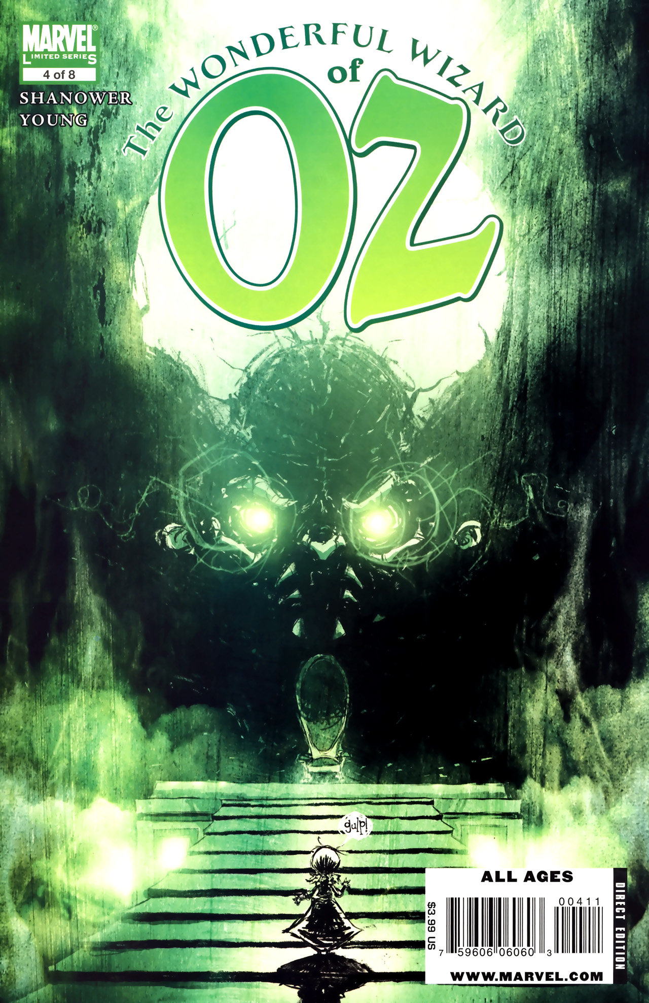 Read online The Wonderful Wizard of Oz comic -  Issue #4 - 1