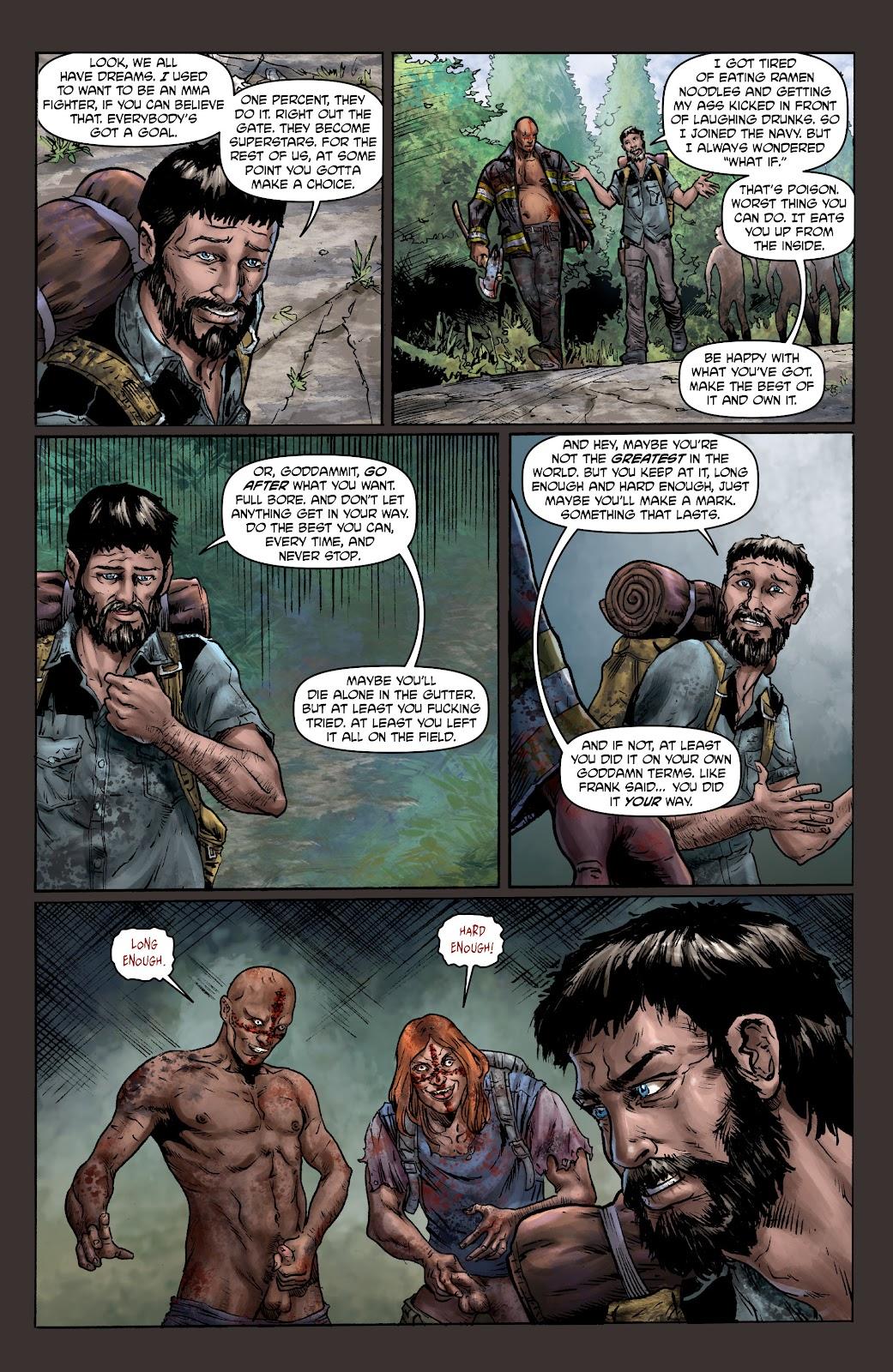 Crossed: Badlands Issue #100 #103 - English 13