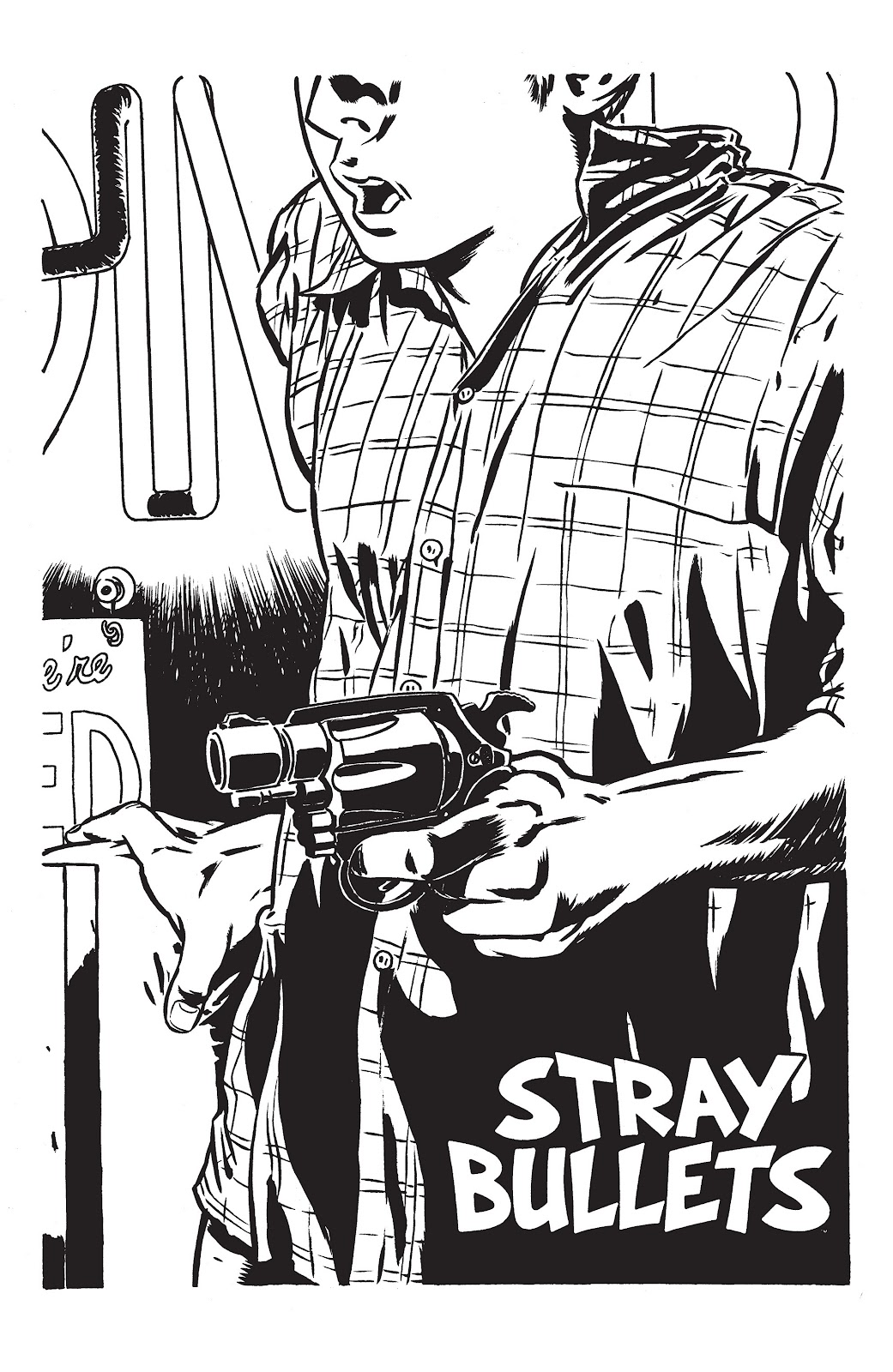 Stray Bullets Issue #1 #1 - English 31