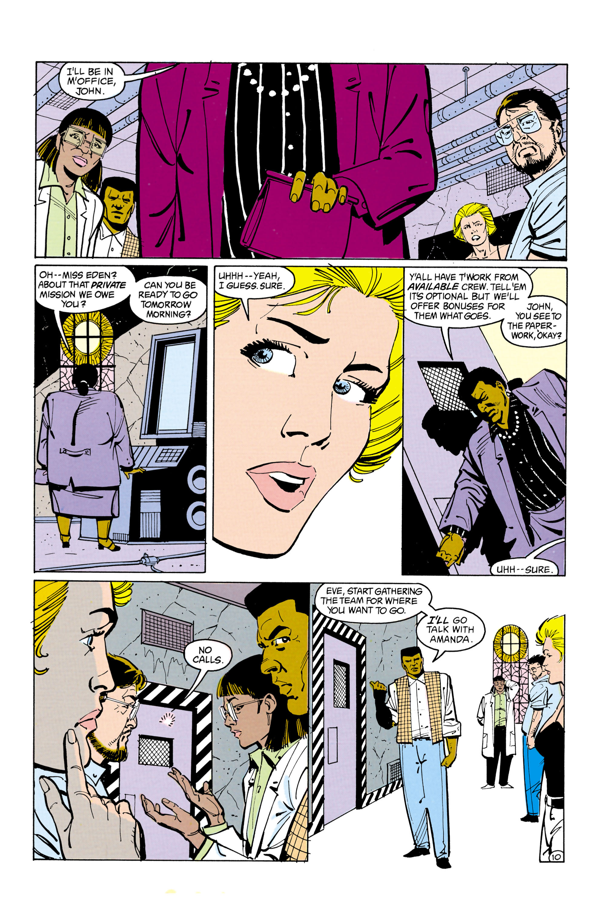 Suicide Squad (1987) 14 Page 10