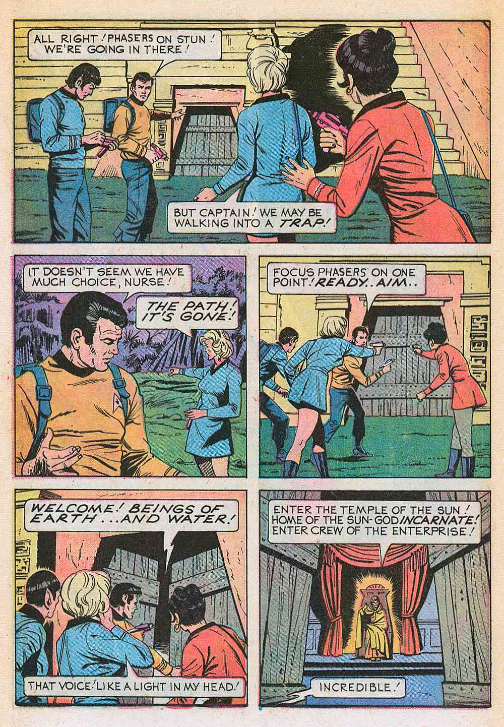 Star Trek (1967) Issue #30 #30 - English 10