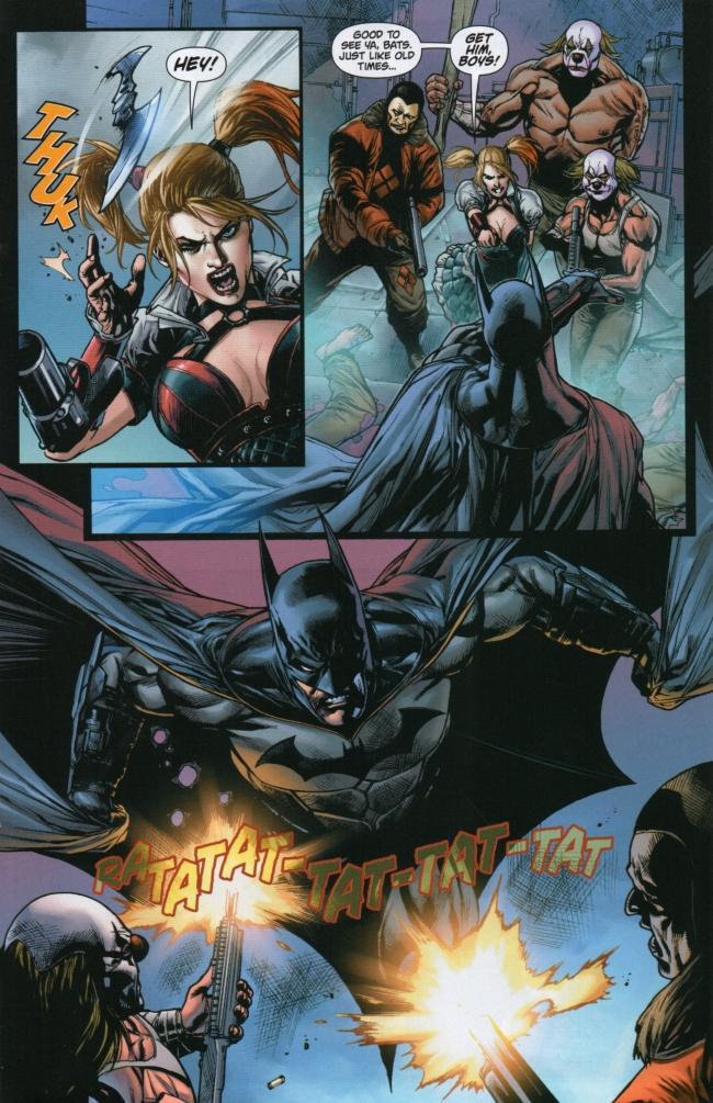 Batman: Arkham Knight [I] Issue #0 #2 - English 7