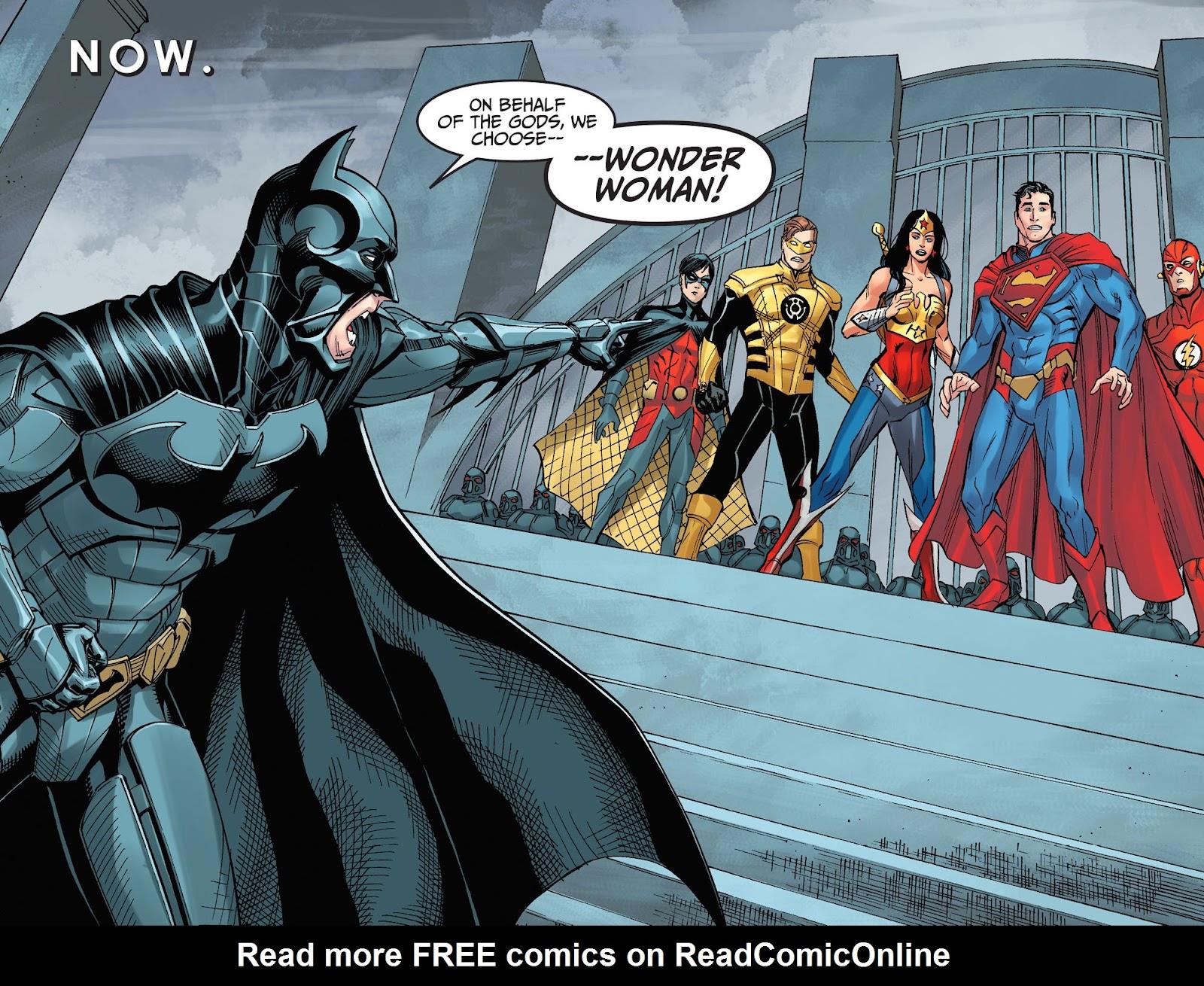 Injustice: Gods Among Us Year Four Issue #8 #9 - English 8