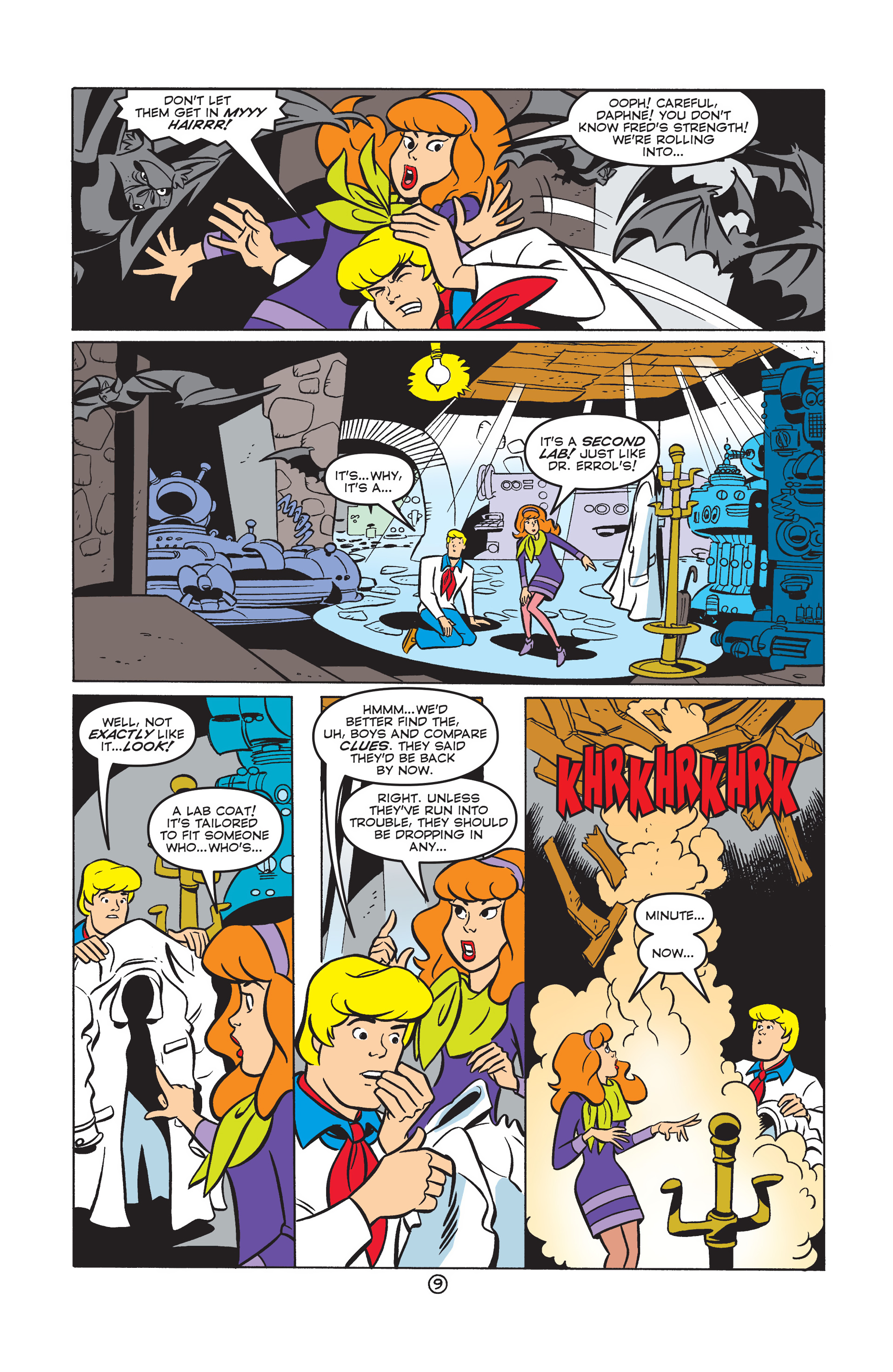 Read online Scooby-Doo (1997) comic -  Issue #48 - 20