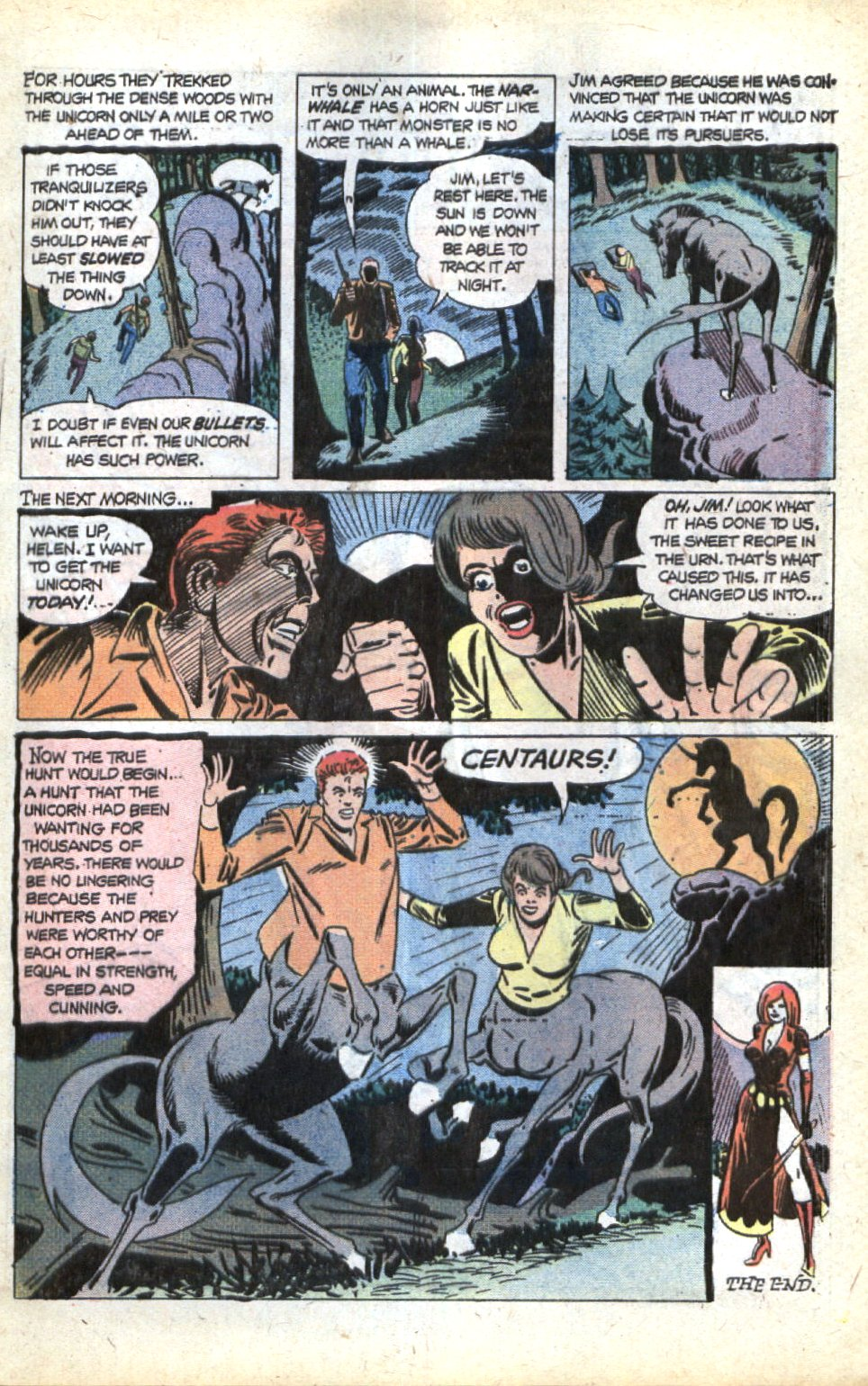 Read online Scary Tales comic -  Issue #11 - 9