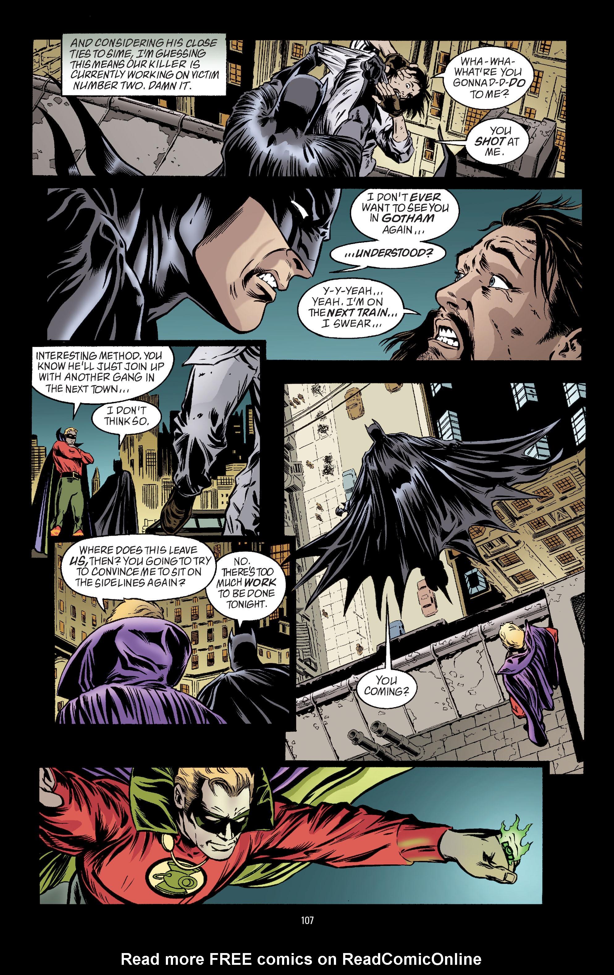 Batman: The Man Who Laughs chap 1 pic 108