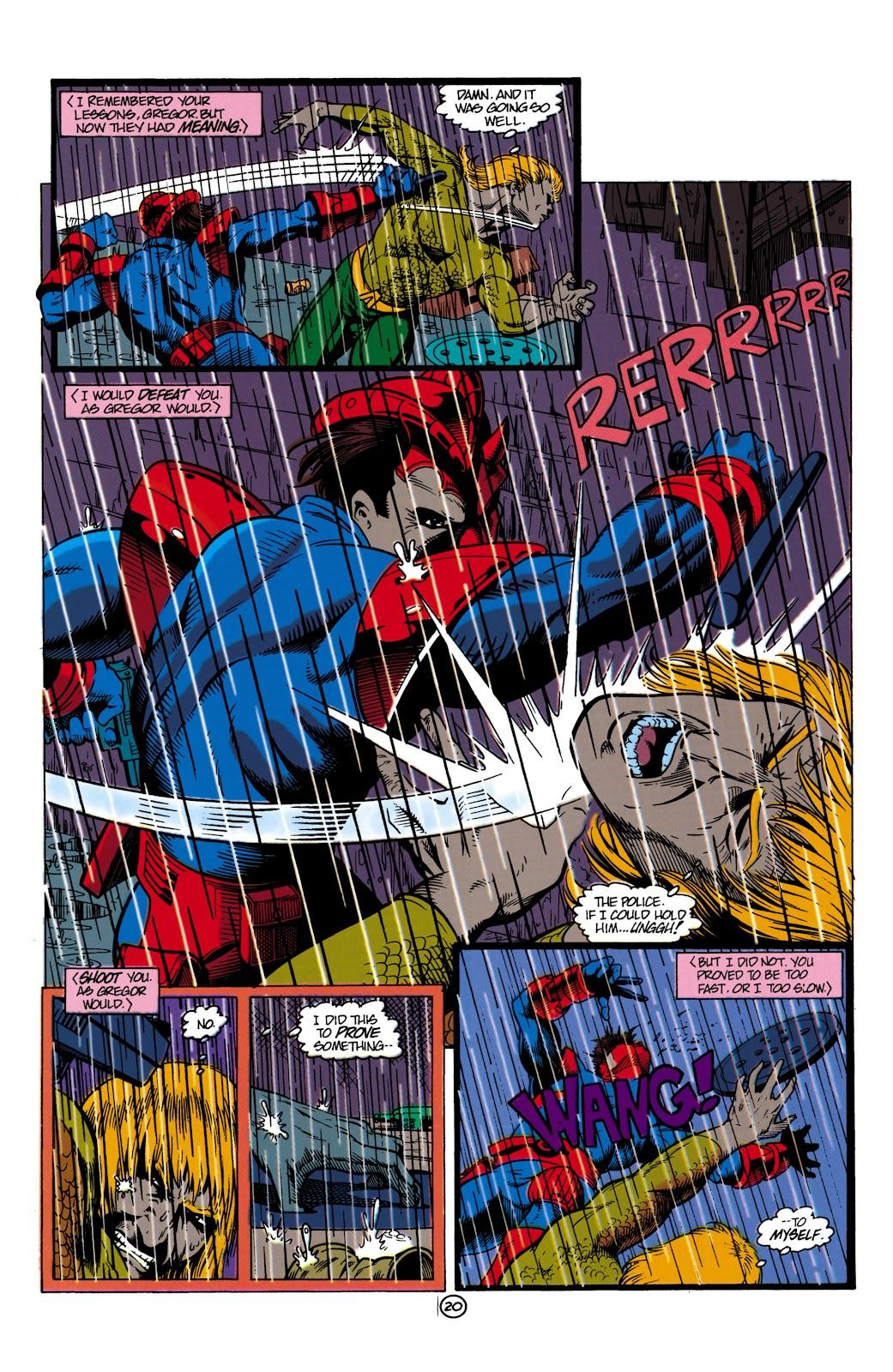 Aquaman (1991) Issue #8 #8 - English 21