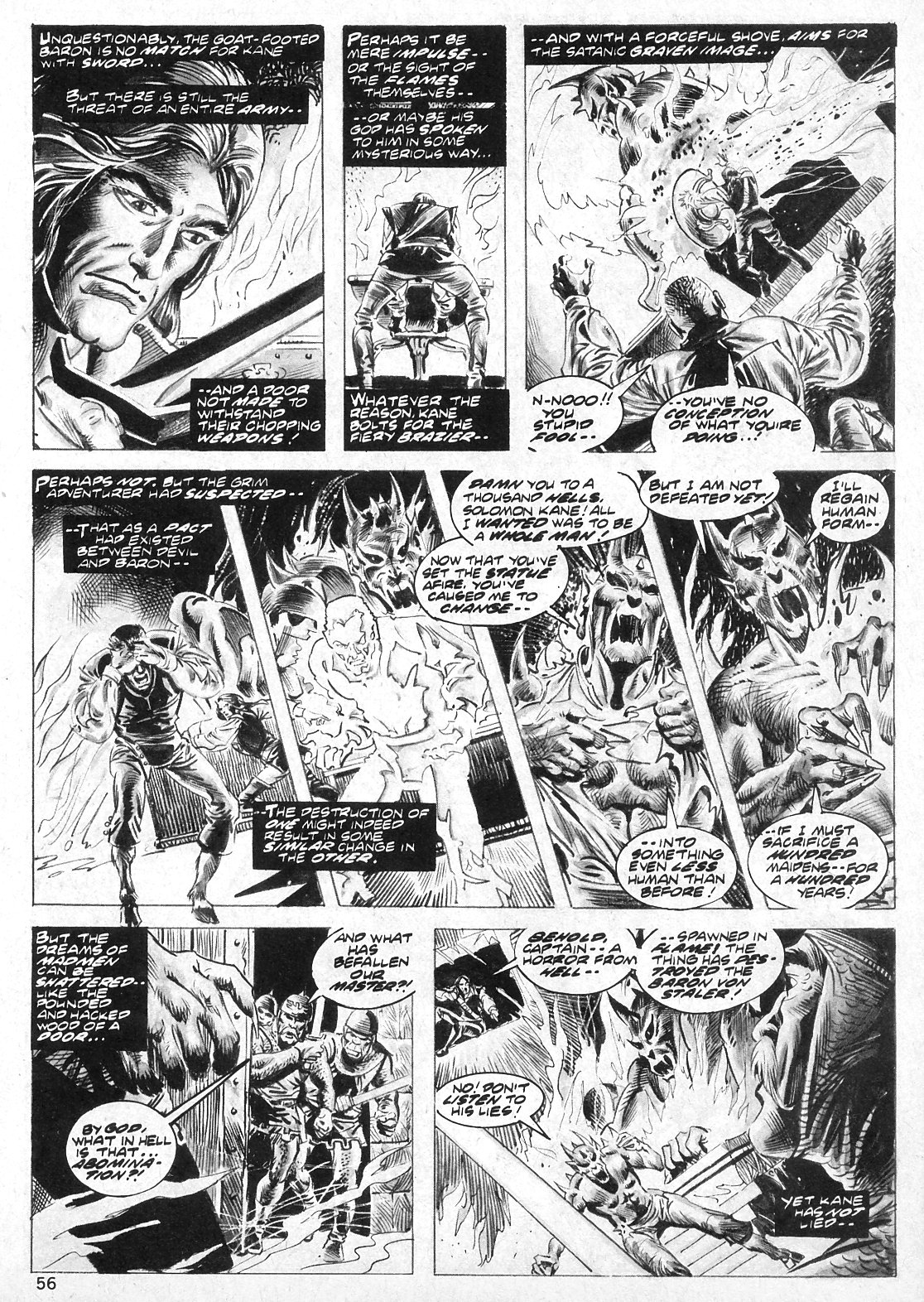 The Savage Sword Of Conan Issue #19 #20 - English 56