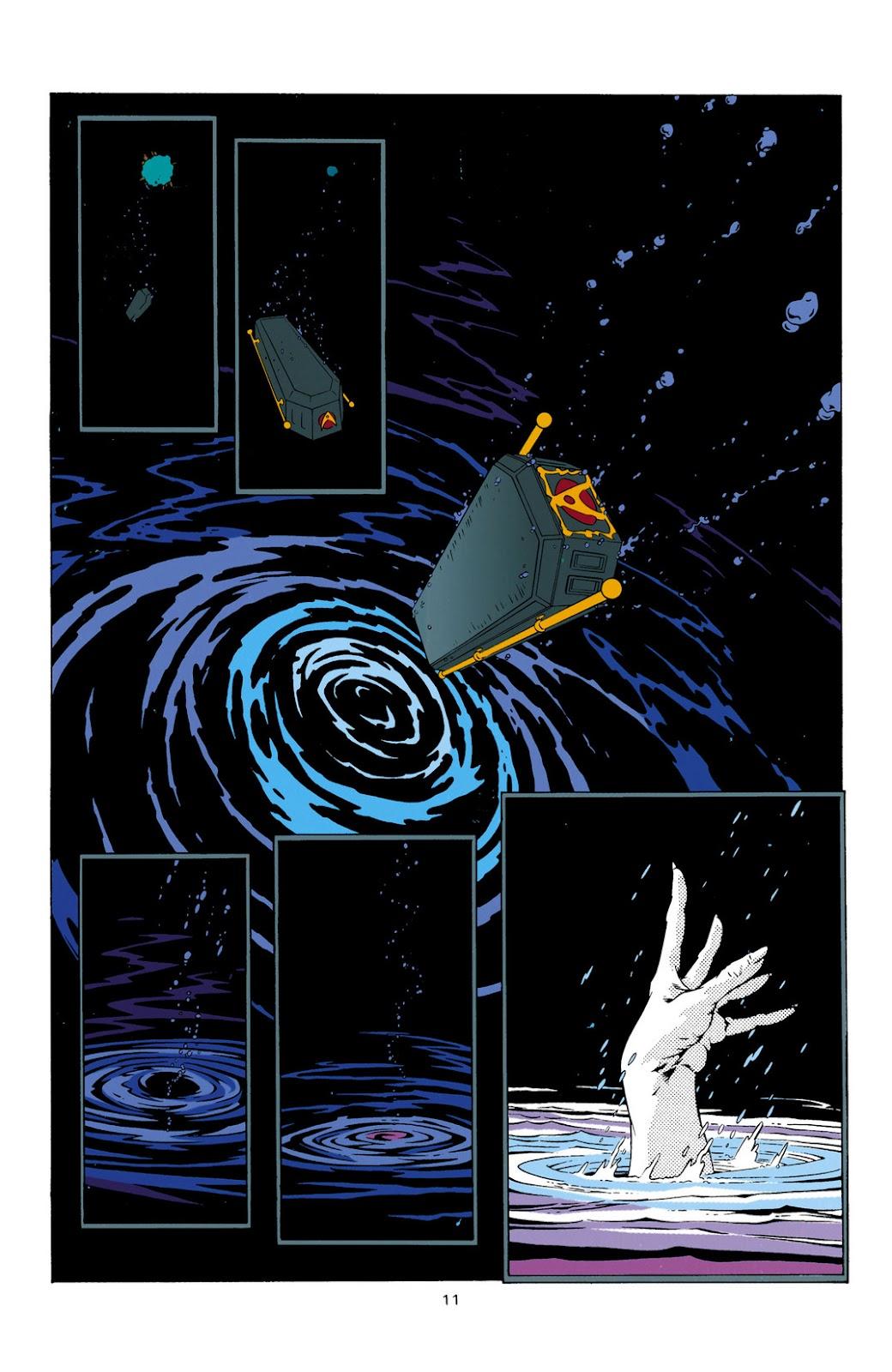 Aquaman (1994) Issue #11 #17 - English 11