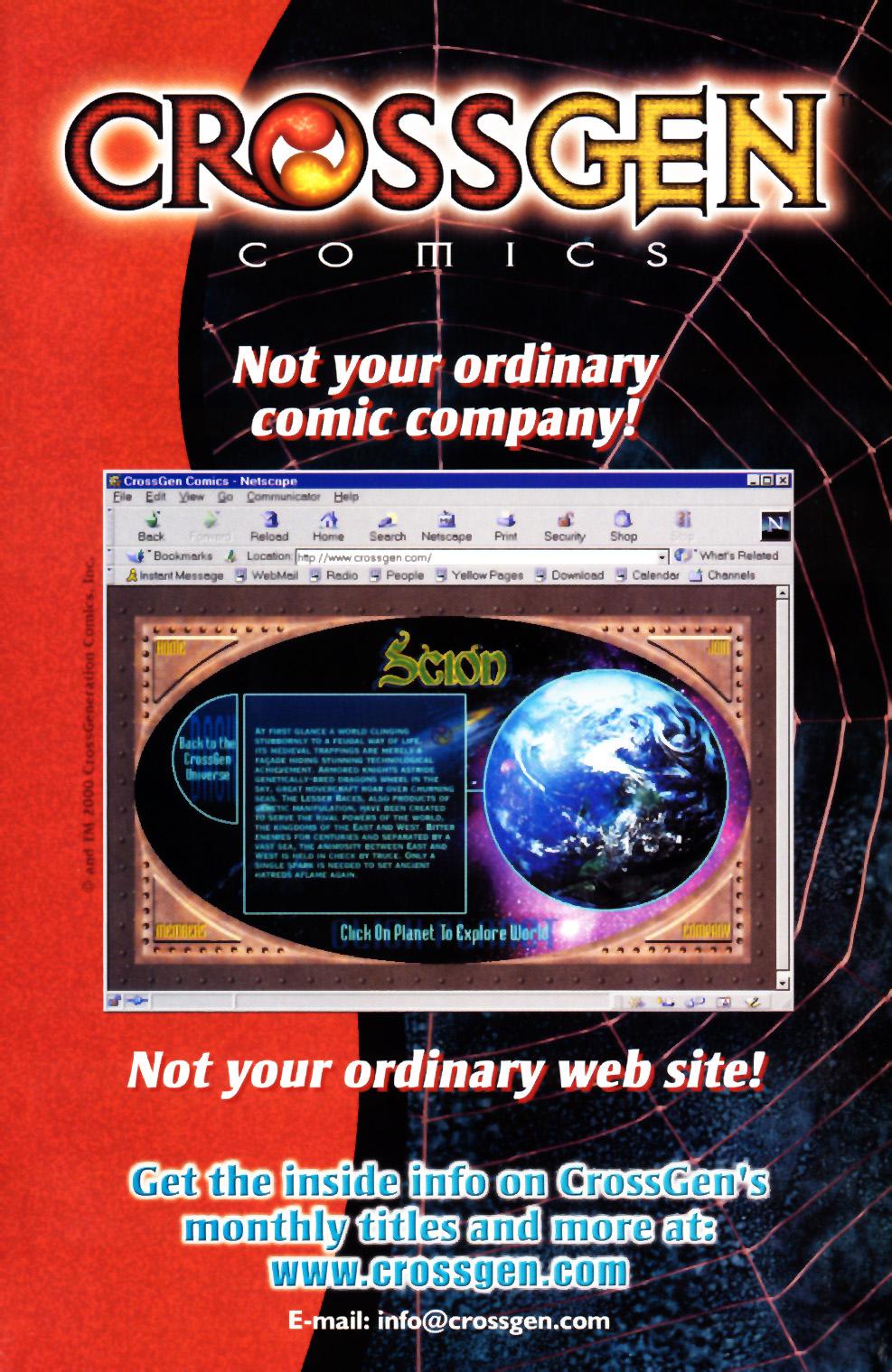 Read online Scion comic -  Issue #3 - 32
