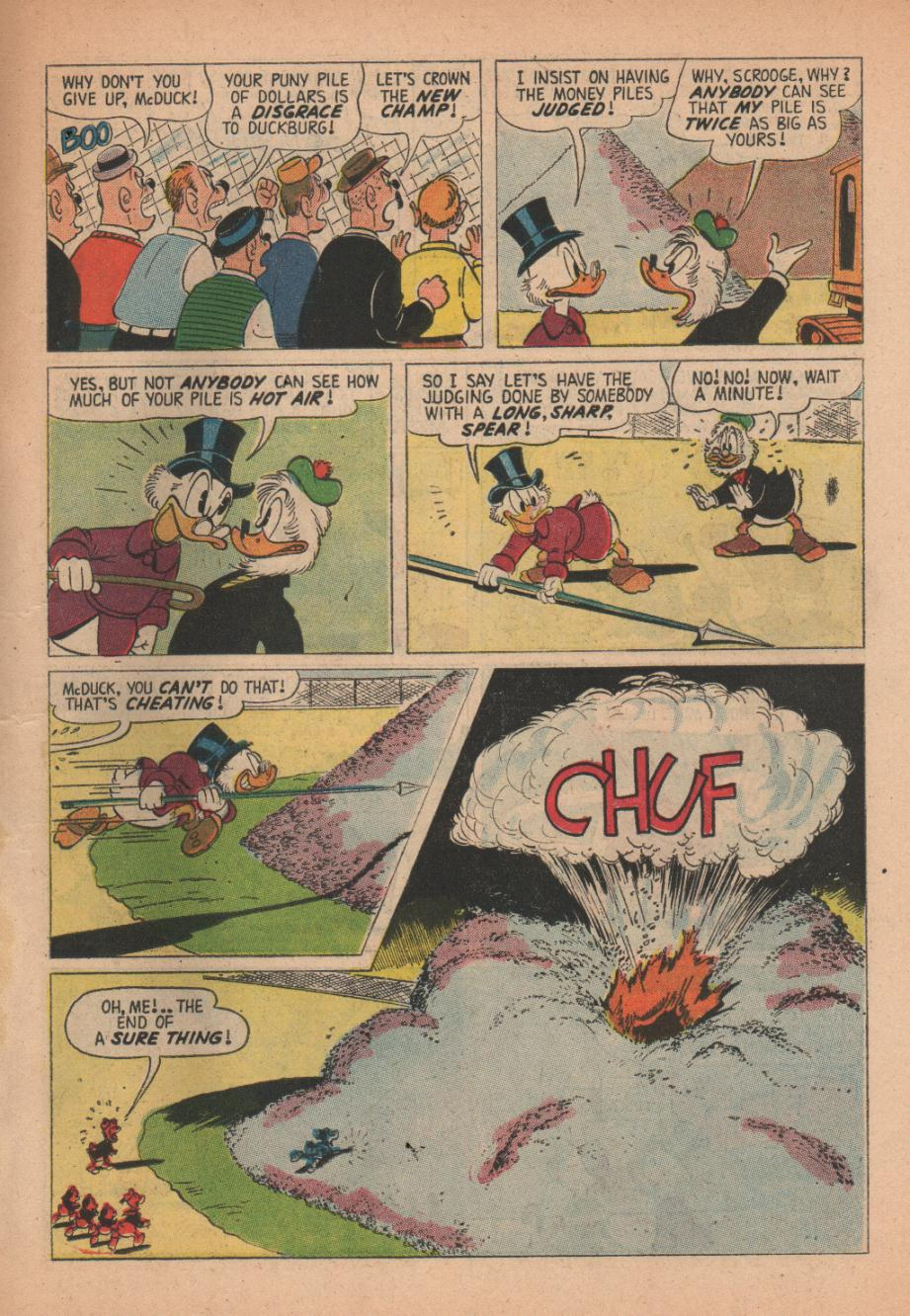 Uncle Scrooge (1953) Issue #27 #27 - English 15