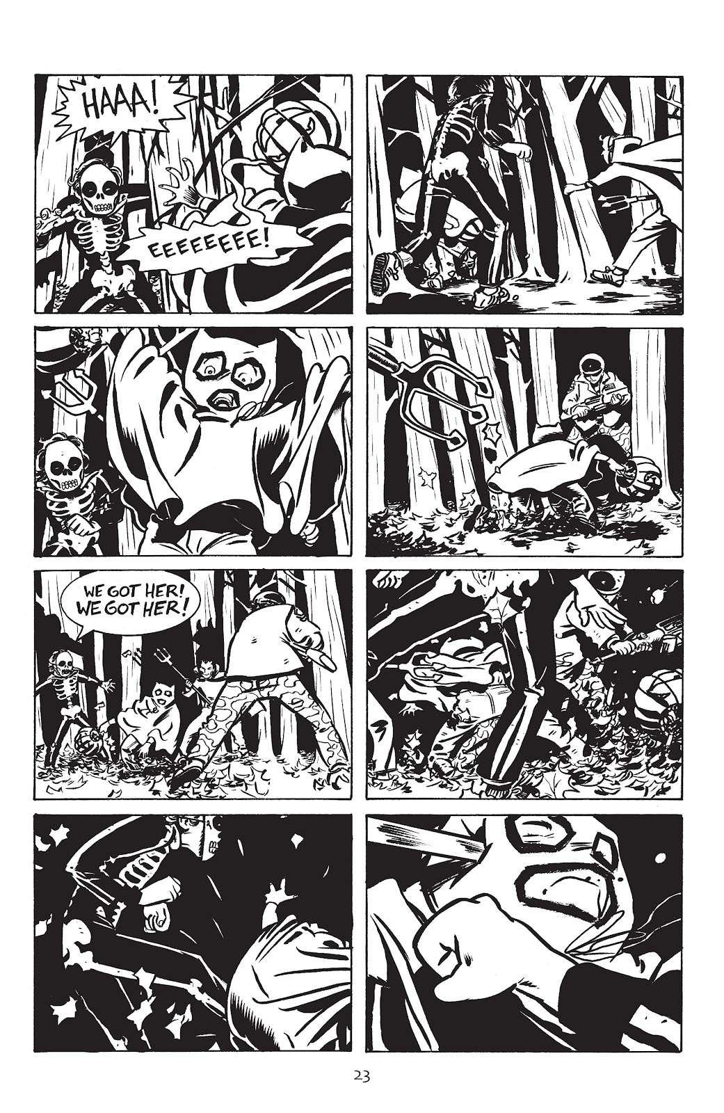 Stray Bullets Issue #2 #2 - English 25