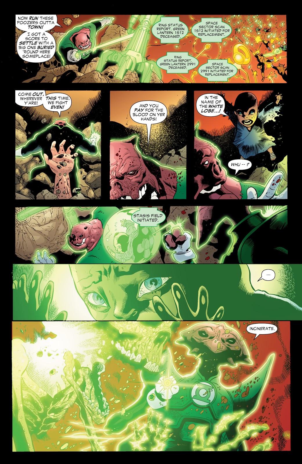 Green Lantern: The Sinestro Corps War Full #1 - English 173