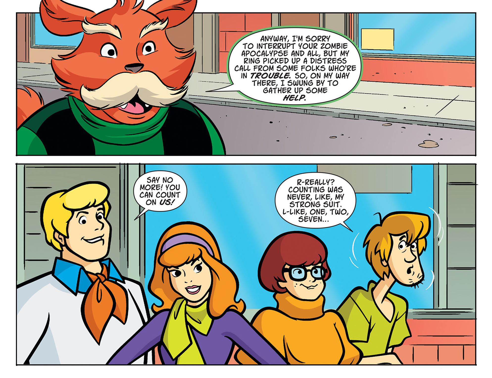 Read online Scooby-Doo! Team-Up comic -  Issue #35 - 10