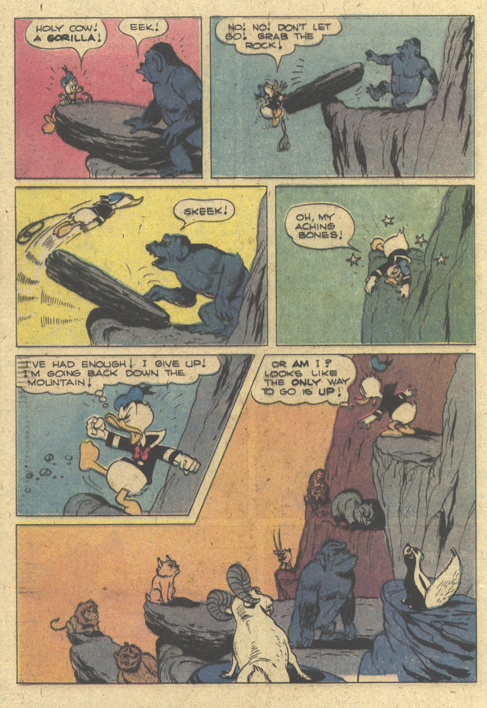 Uncle Scrooge (1953) Issue #175 #175 - English 32
