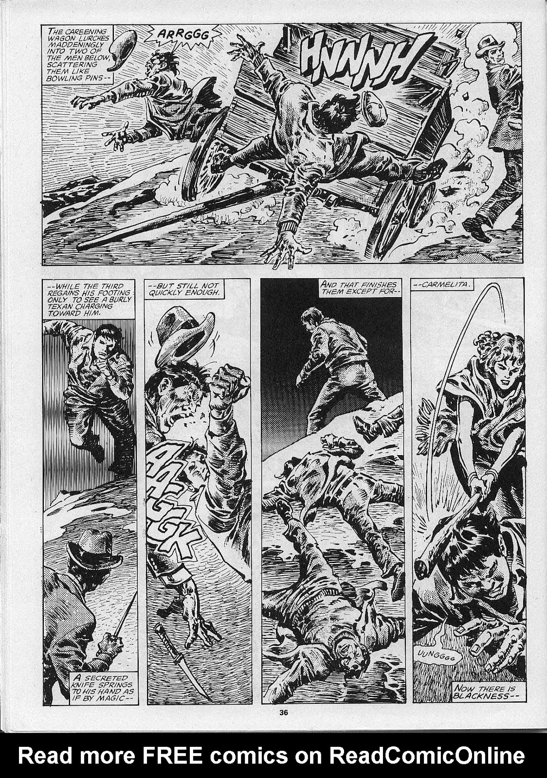 The Savage Sword Of Conan Issue #200 #201 - English 38