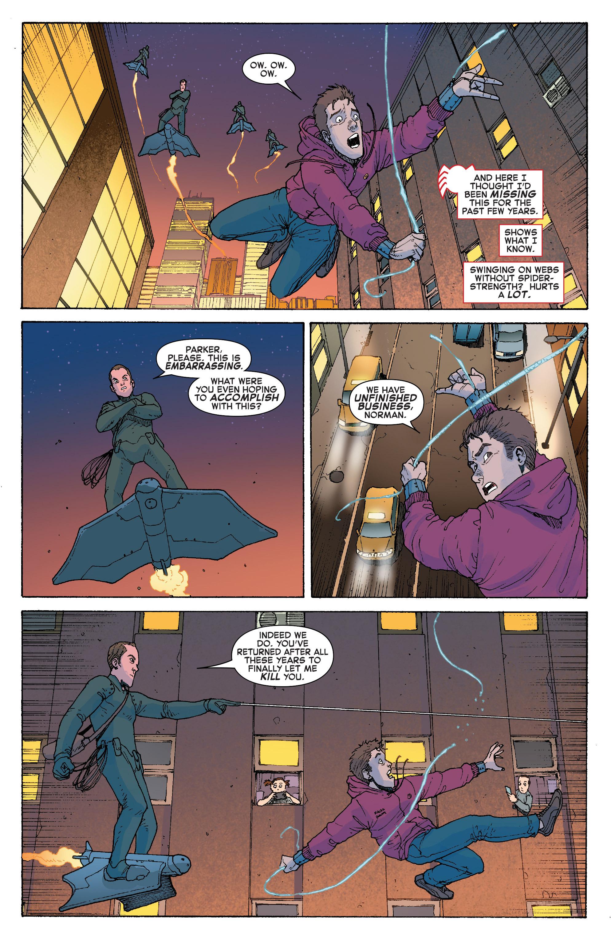 Read online Spider-Verse [II] comic -  Issue #5 - 7