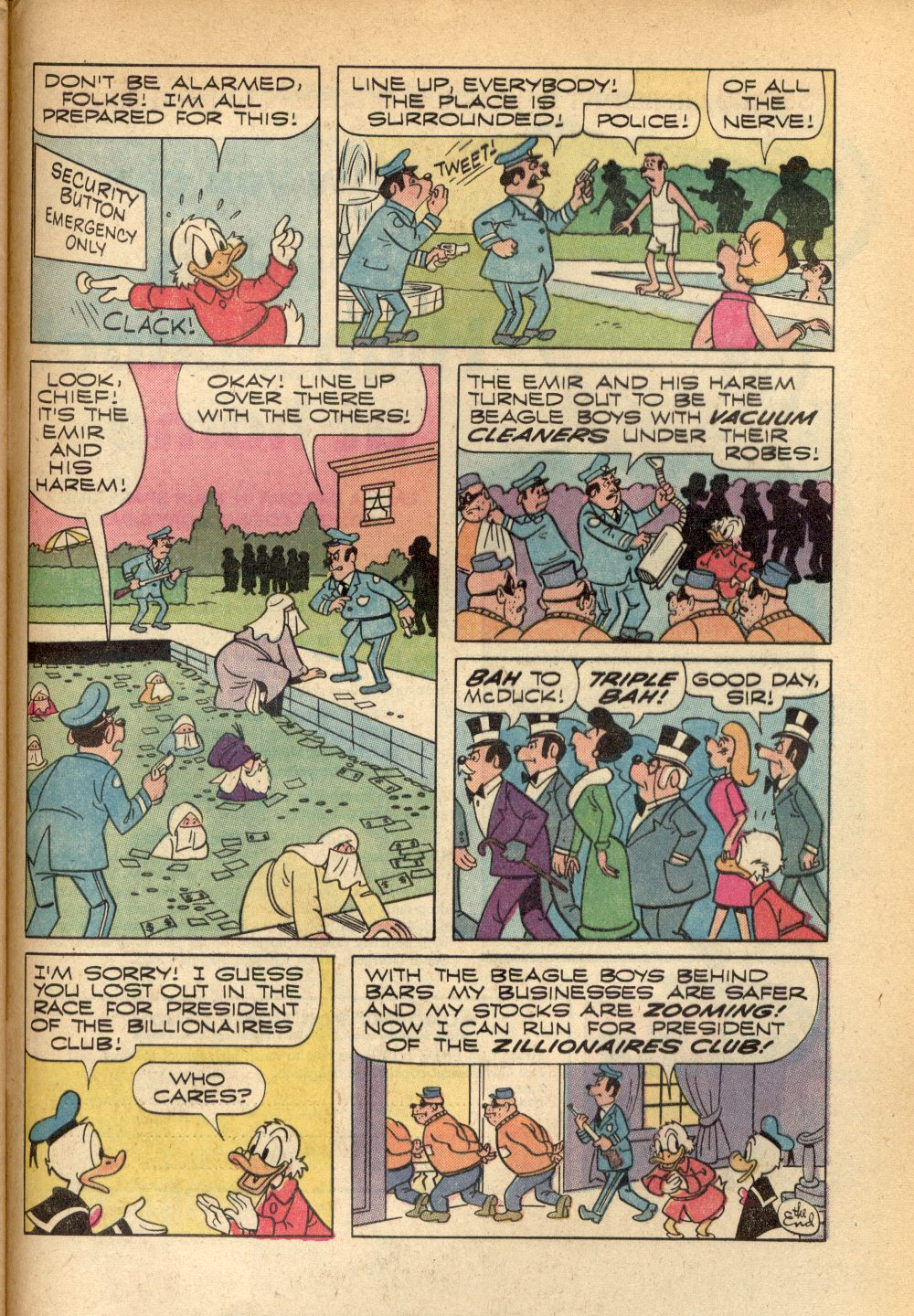 Uncle Scrooge (1953) Issue #93 #93 - English 33