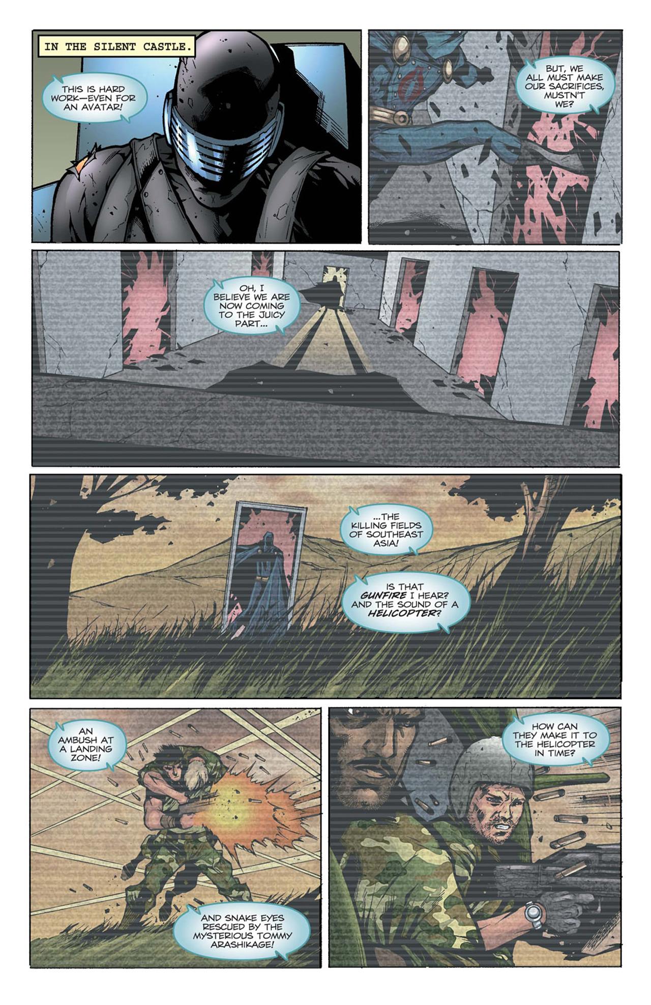 G.I. Joe: A Real American Hero 160 Page 17