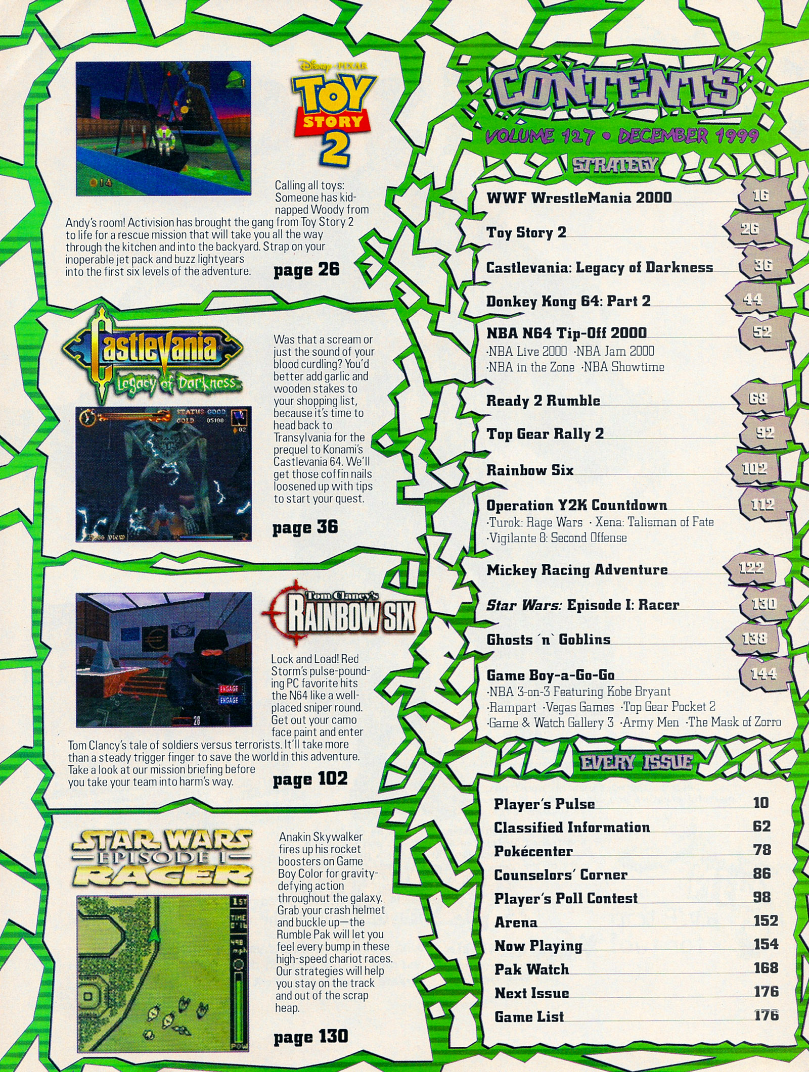 Nintendo Power #127 #127 - English 10