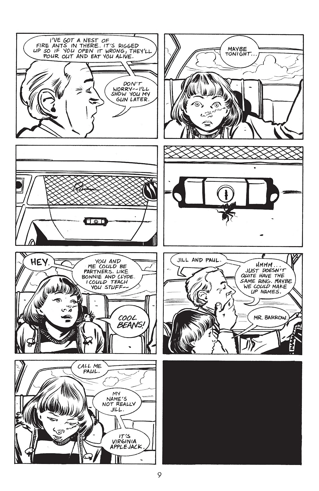 Stray Bullets Issue #4 #4 - English 11