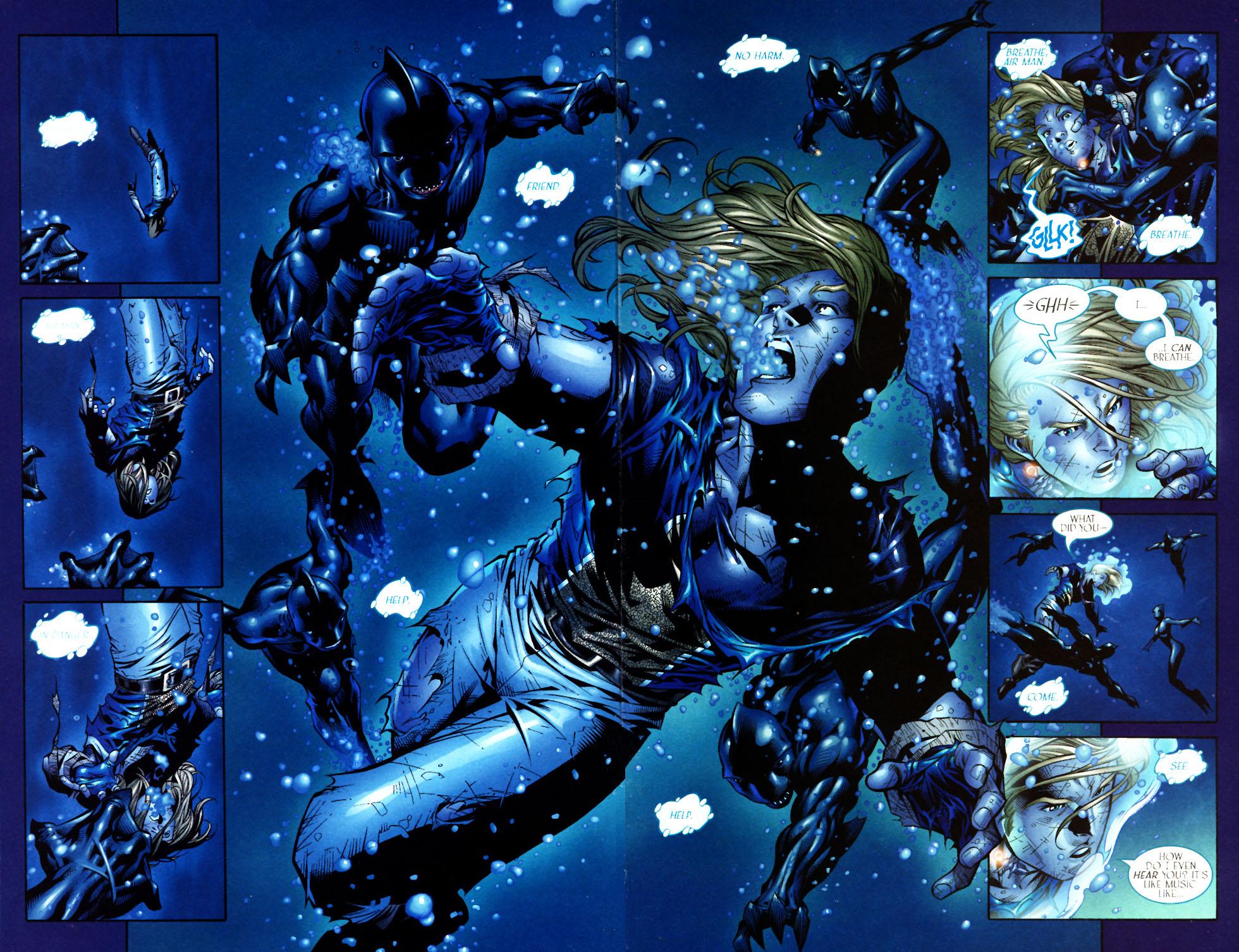 Read online Scion comic -  Issue #5 - 13