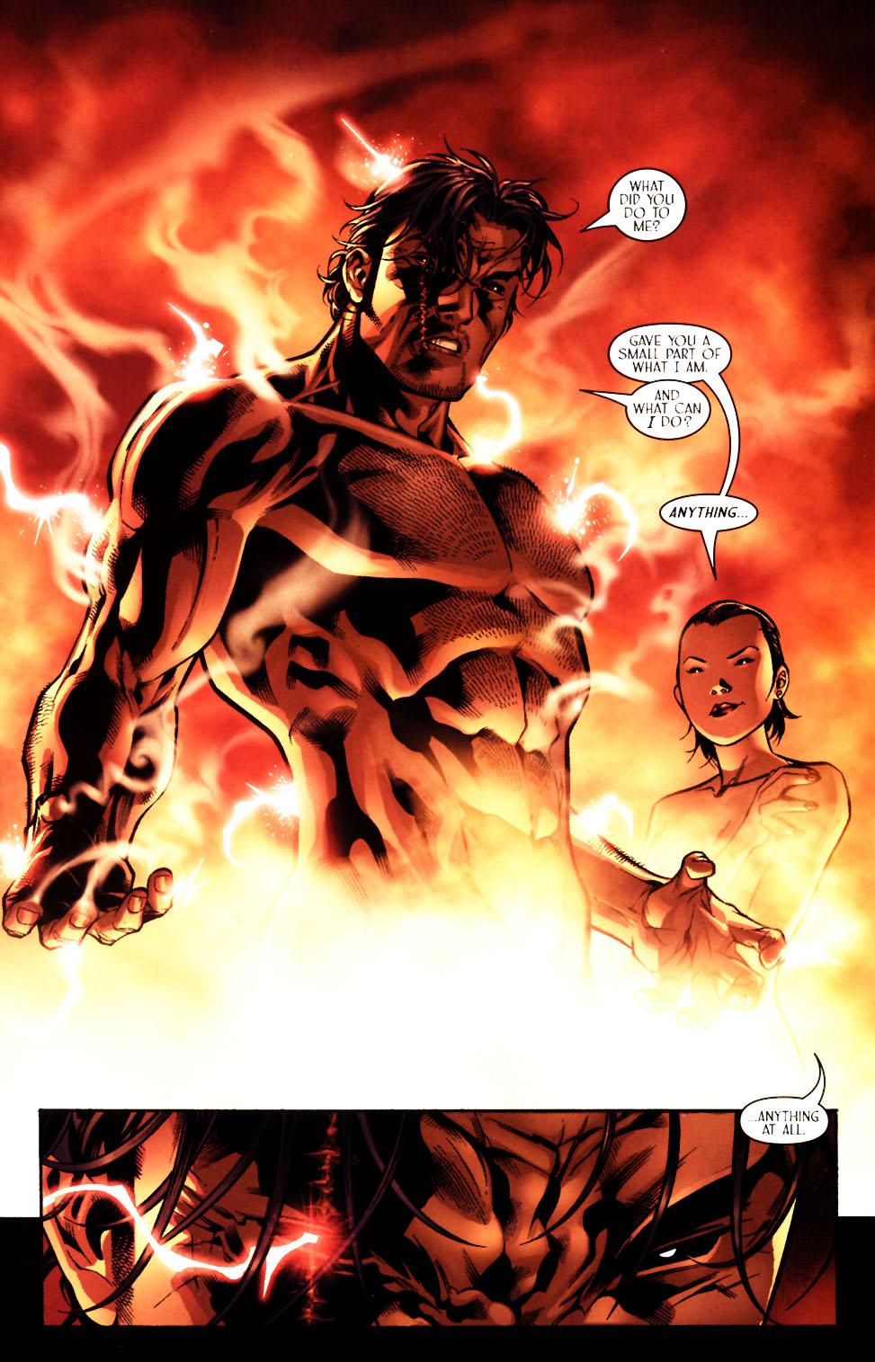 Read online Scion comic -  Issue #11 - 22