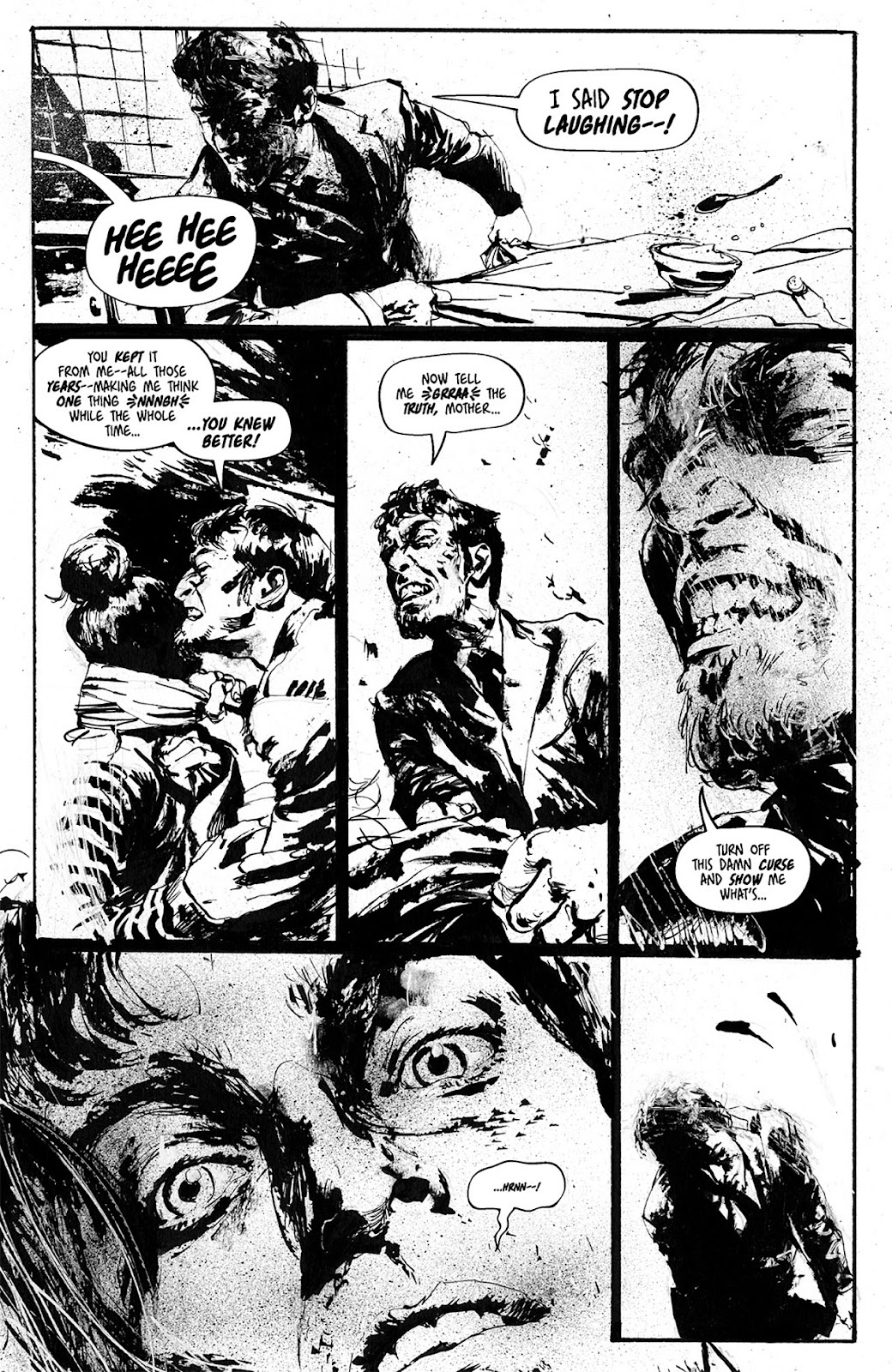 Creepy (2009) Issue #3 #3 - English 32