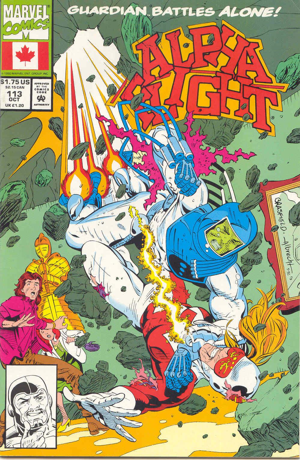 Alpha Flight (1983) 113 Page 1
