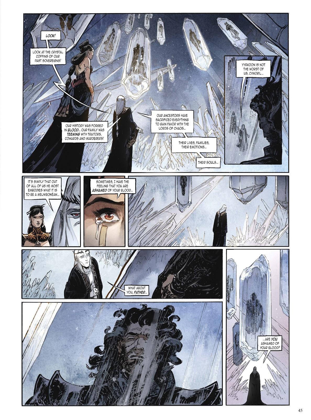 Elric (2014) TPB 1 #1 - English 44