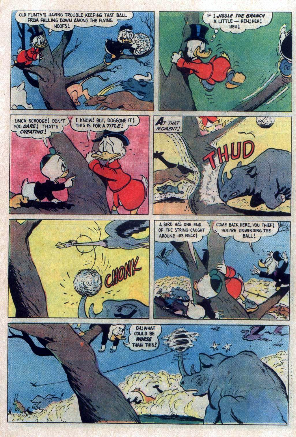 Uncle Scrooge (1953) Issue #160 #160 - English 25