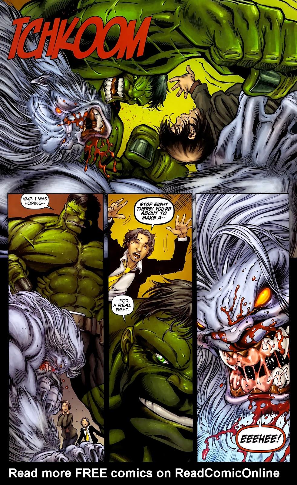 Incredible Hulks (2010) Issue #631 #21 - English 11