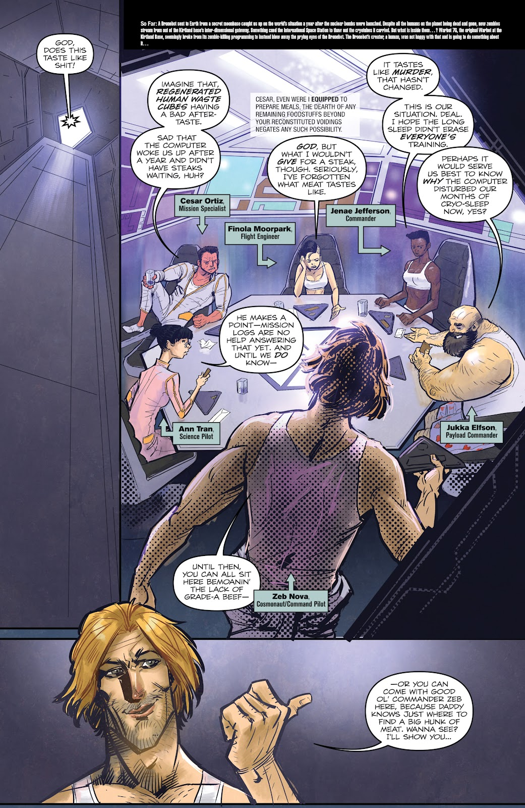Zombies vs Robots (2015) Issue #2 Page 3