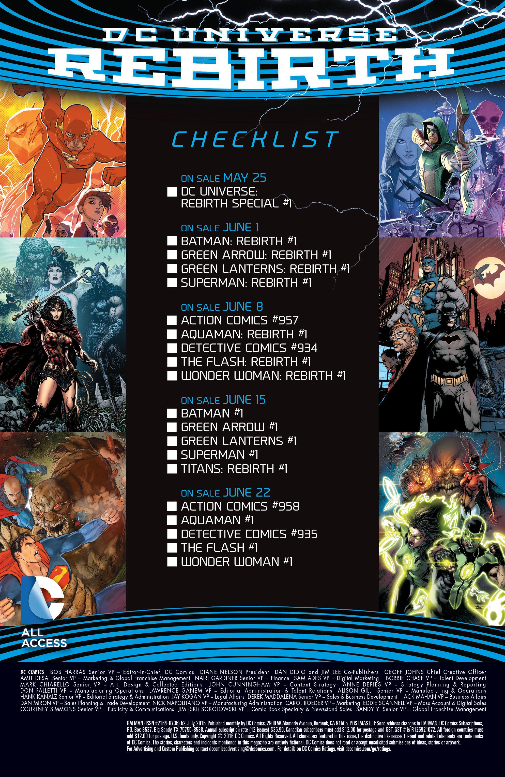 Batman (2011) #52 #75 - English 24