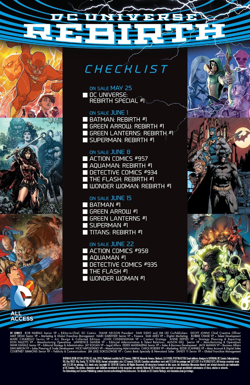 Batman (2011) Issue #52 #71 - English 24
