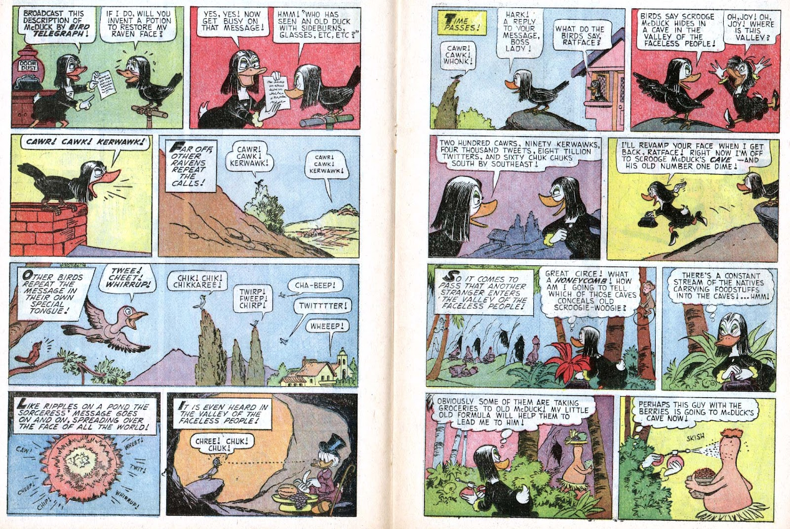 Uncle Scrooge (1953) Issue #48 #48 - English 9