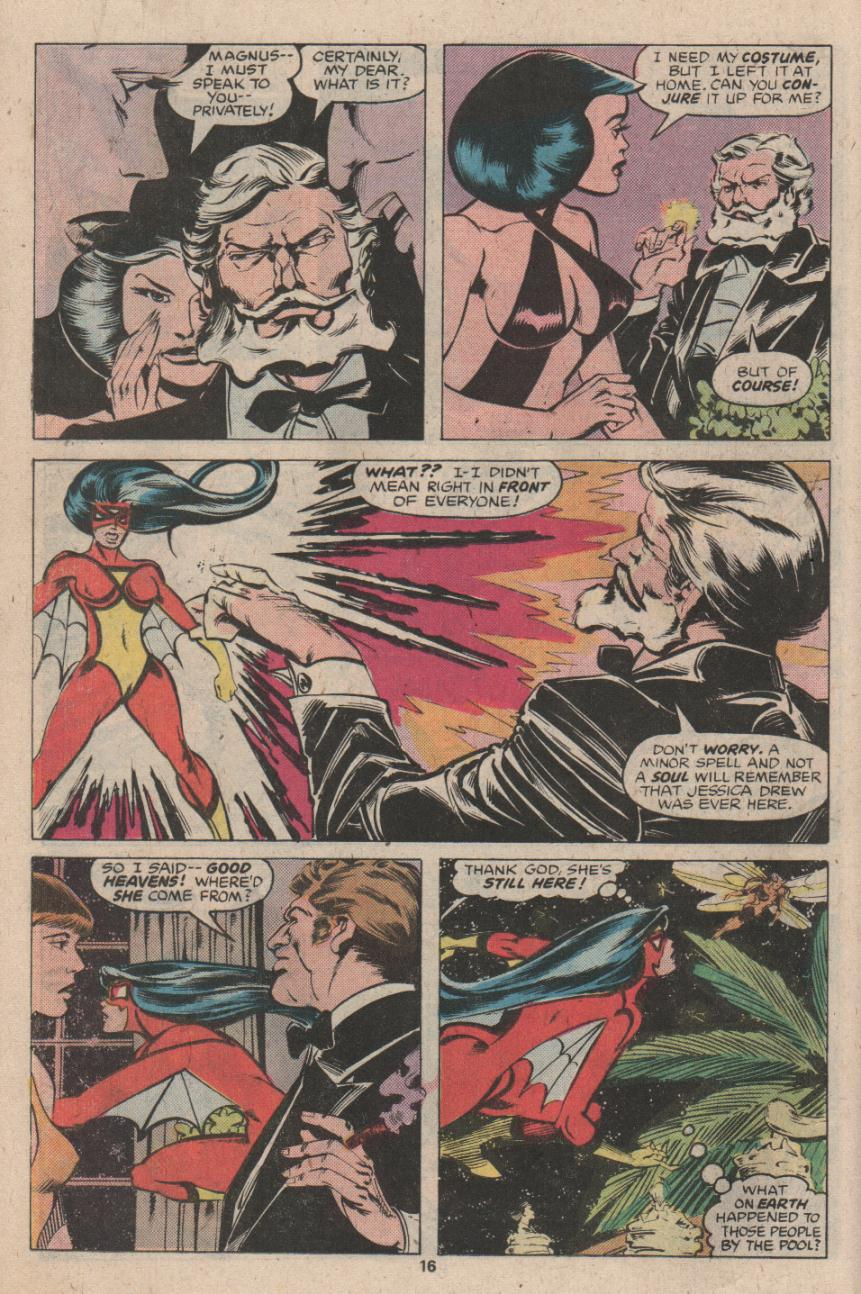 Spider-Woman (1978) Issue #10 #10 - English 11