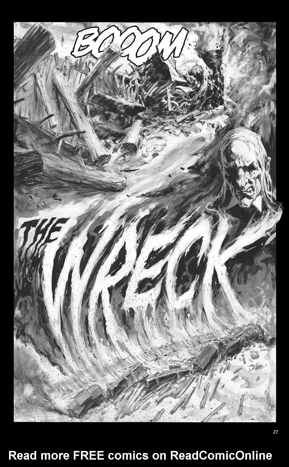 Creepy (2009) Issue #6 #6 - English 29