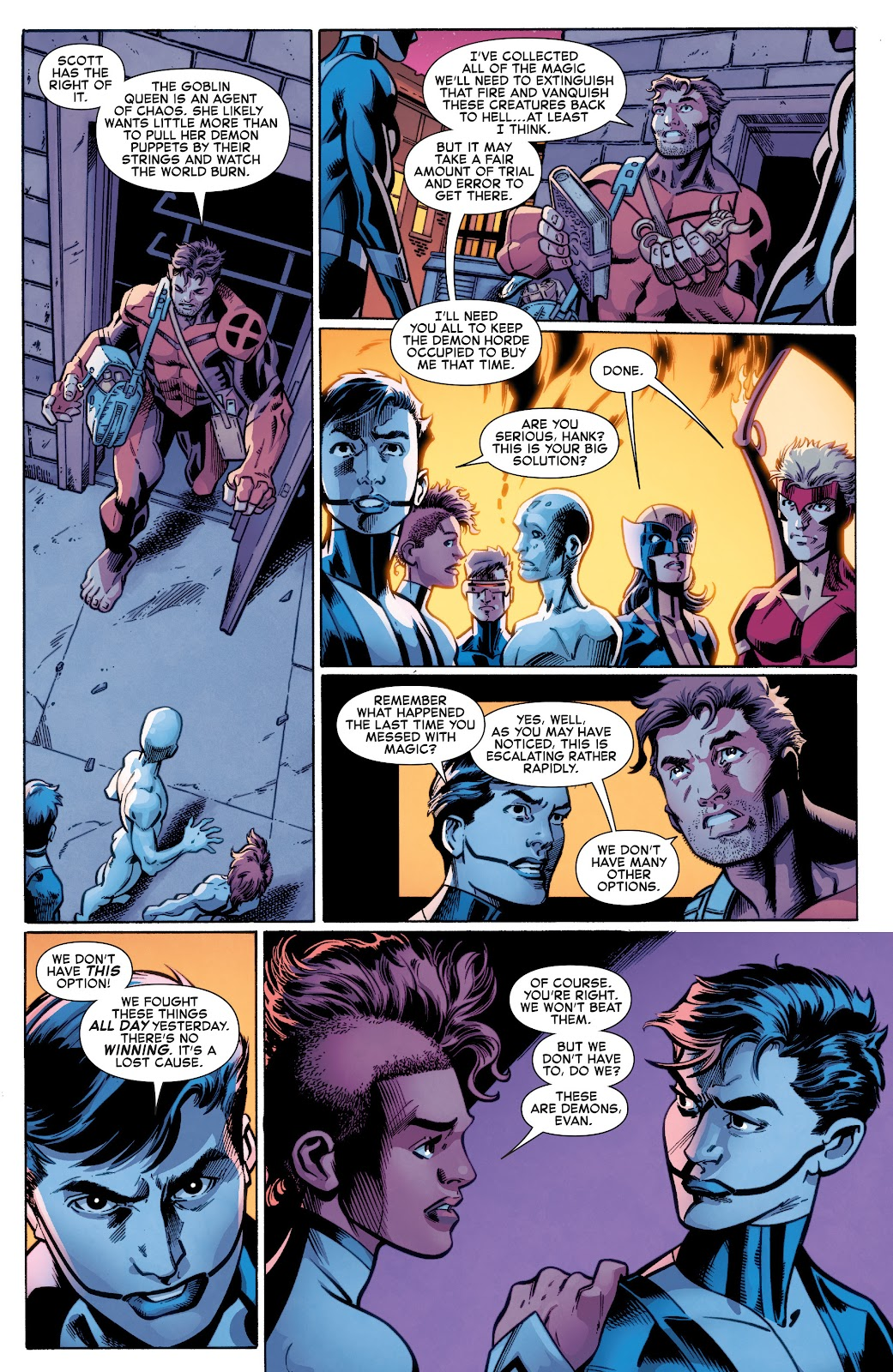 All-New X-Men (2016) Issue #16 #18 - English 6